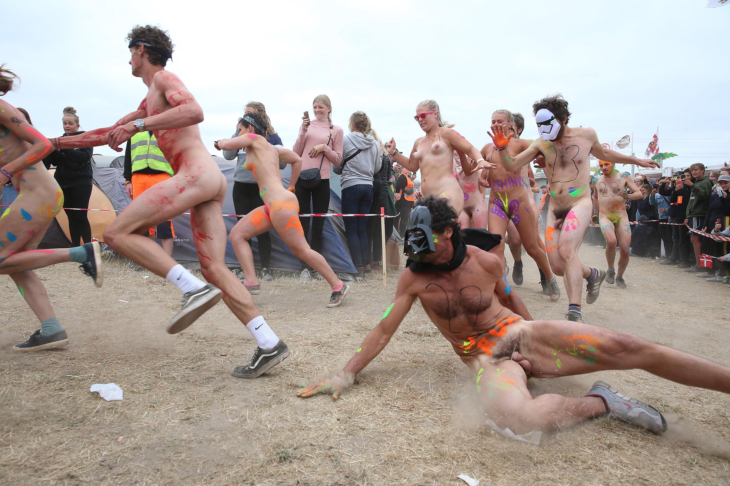 Naked Run