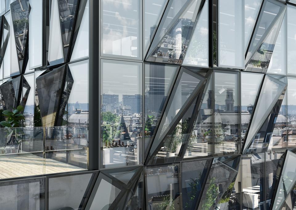 Klikk bildet for informasjon om  Fascinerende glassfasader , UCC 65