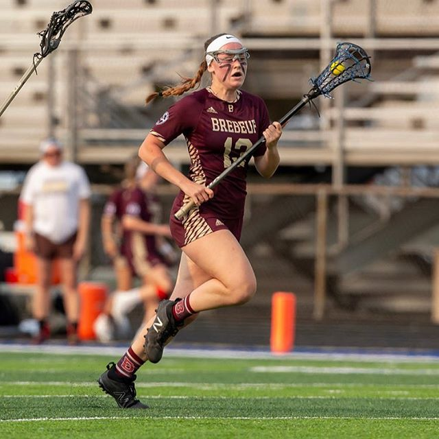 Congratulations to Rising Senior Meg Baxter who was named to the Under Armour All-American Midwest Team! Meg is only the second Brebeuf player to be named to the Midwest Team, and will play in the ultra prestigious tournament in Baltimore, Maryland alongside and against some of the best players in the country. #RepThePrep #BeTheBuffalo #BeBrave