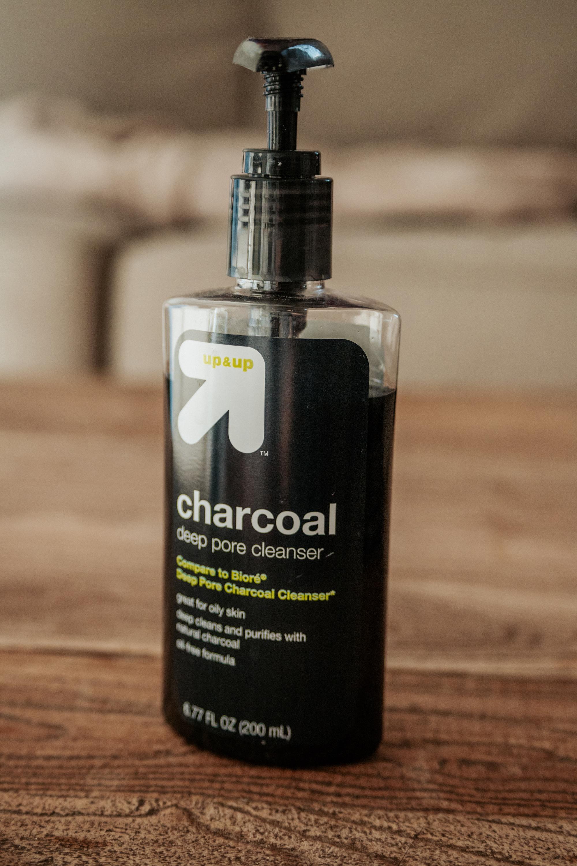TargetUP&UP-Charcoal-Face-Wash-Ashlee-Rose_Photography