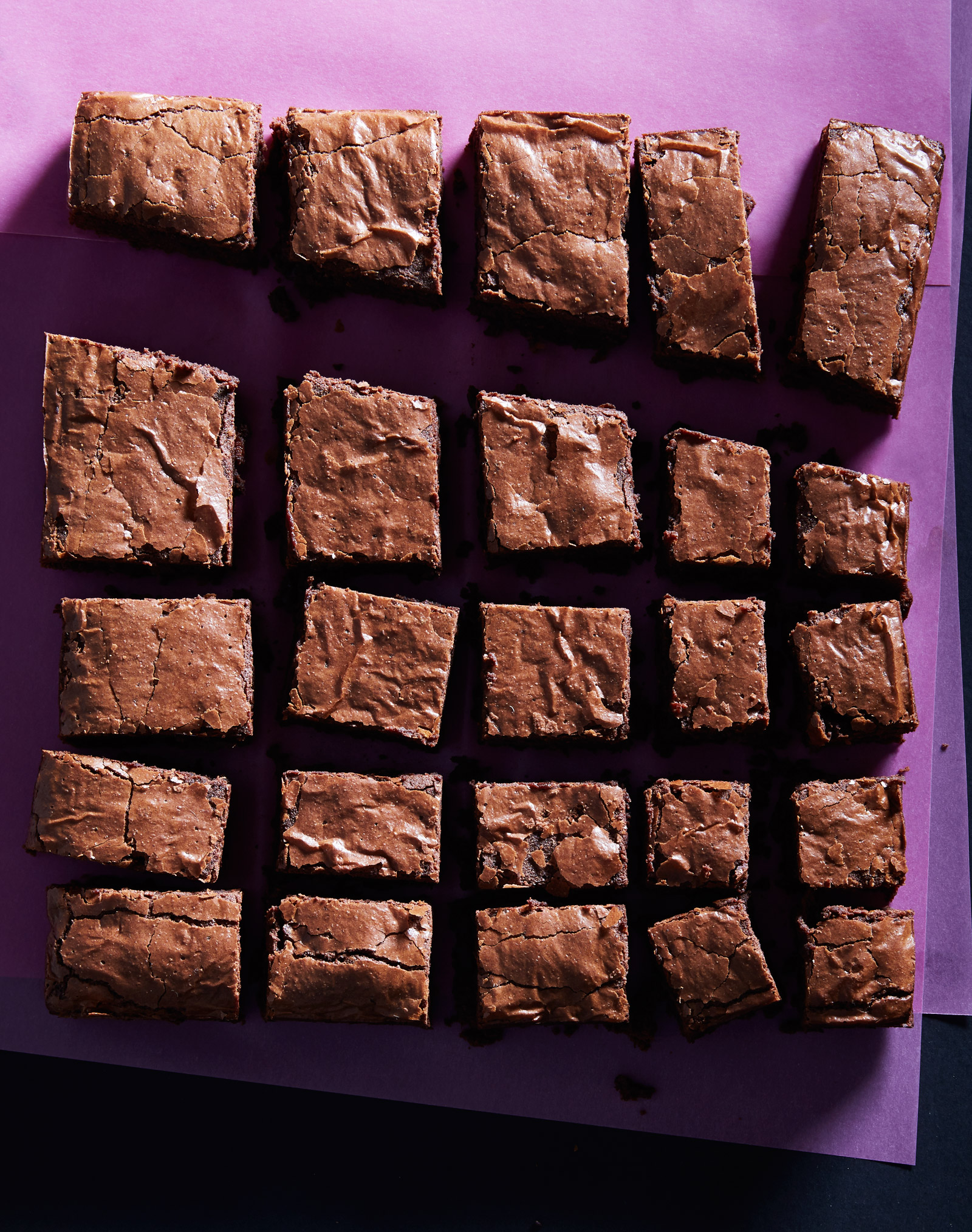 gluten free bittersweet chocolate dried cherry brownies