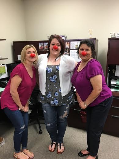 More staff fun!