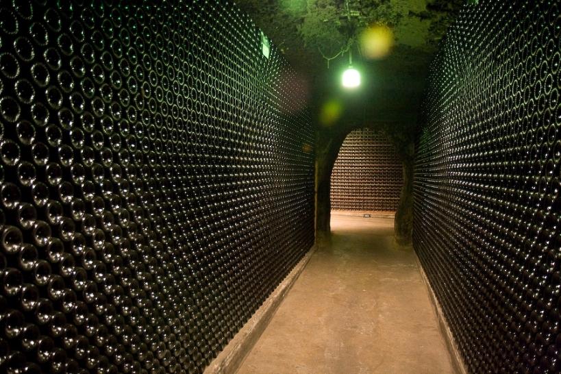 Schramsberg Vineyards in Calistoga