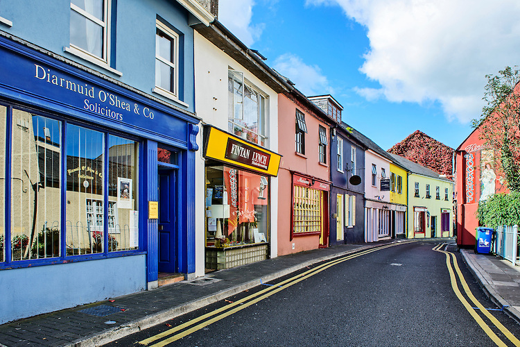 Streets of Kinsale