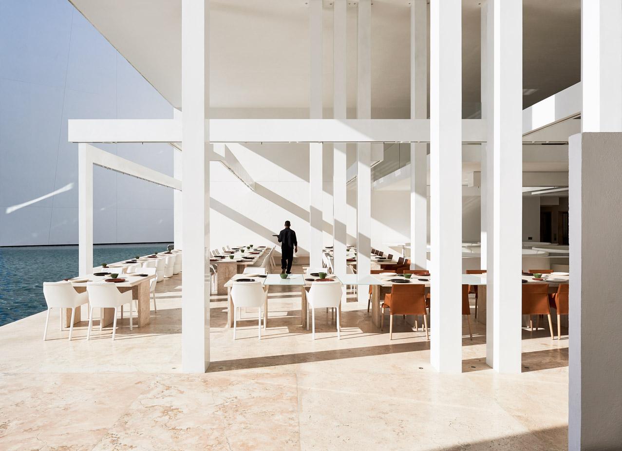 Mar Adentro's 'Origen' restaurant