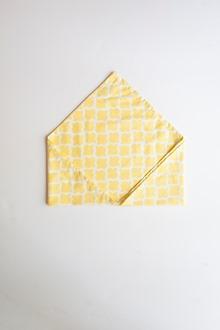 simple cloth dinner napkin folds