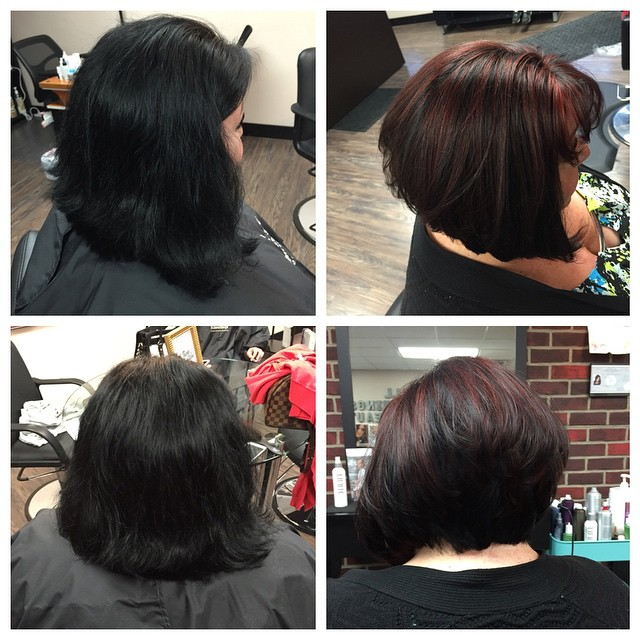 Color and Haircut by Casey