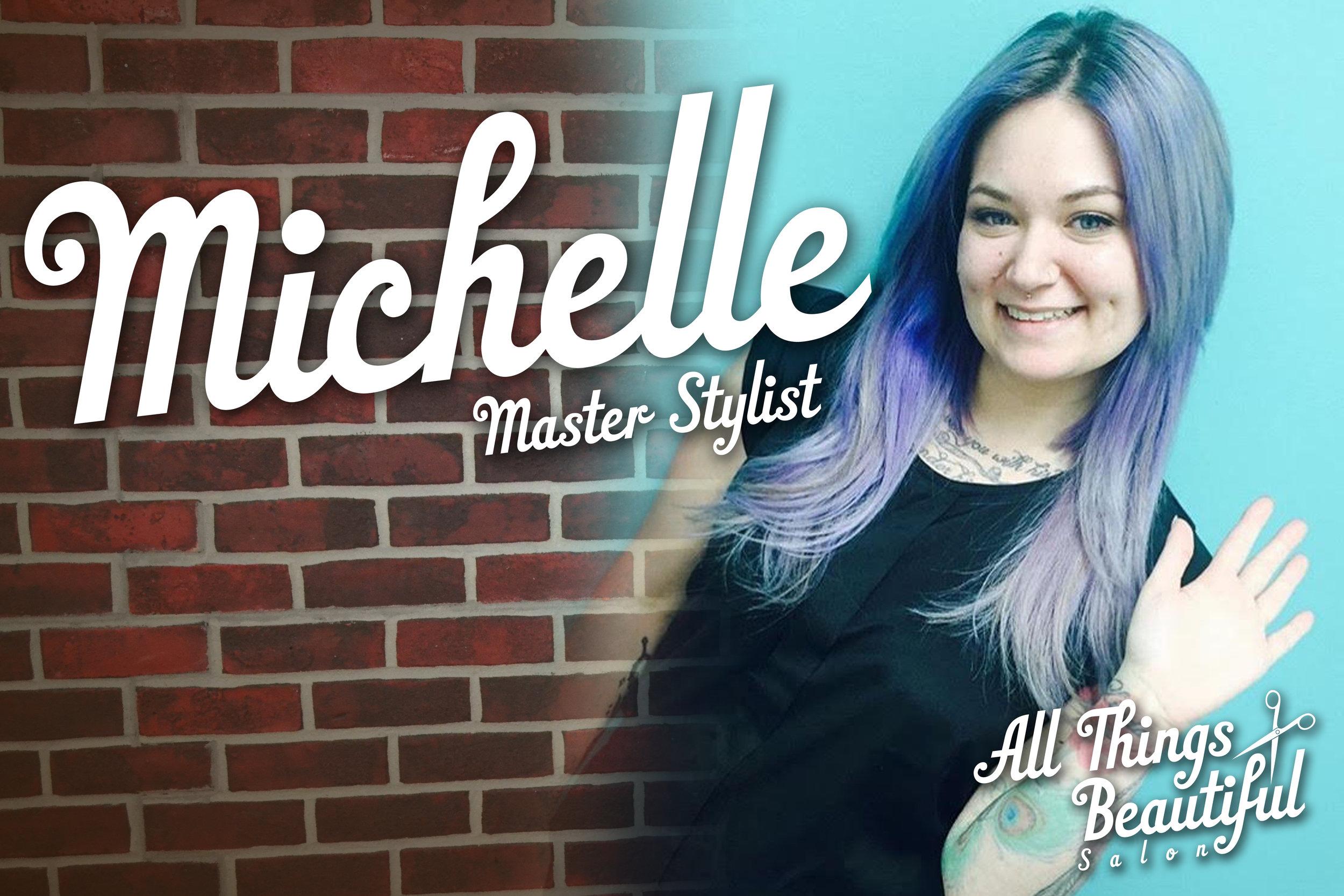 Michelle - Master Stylist