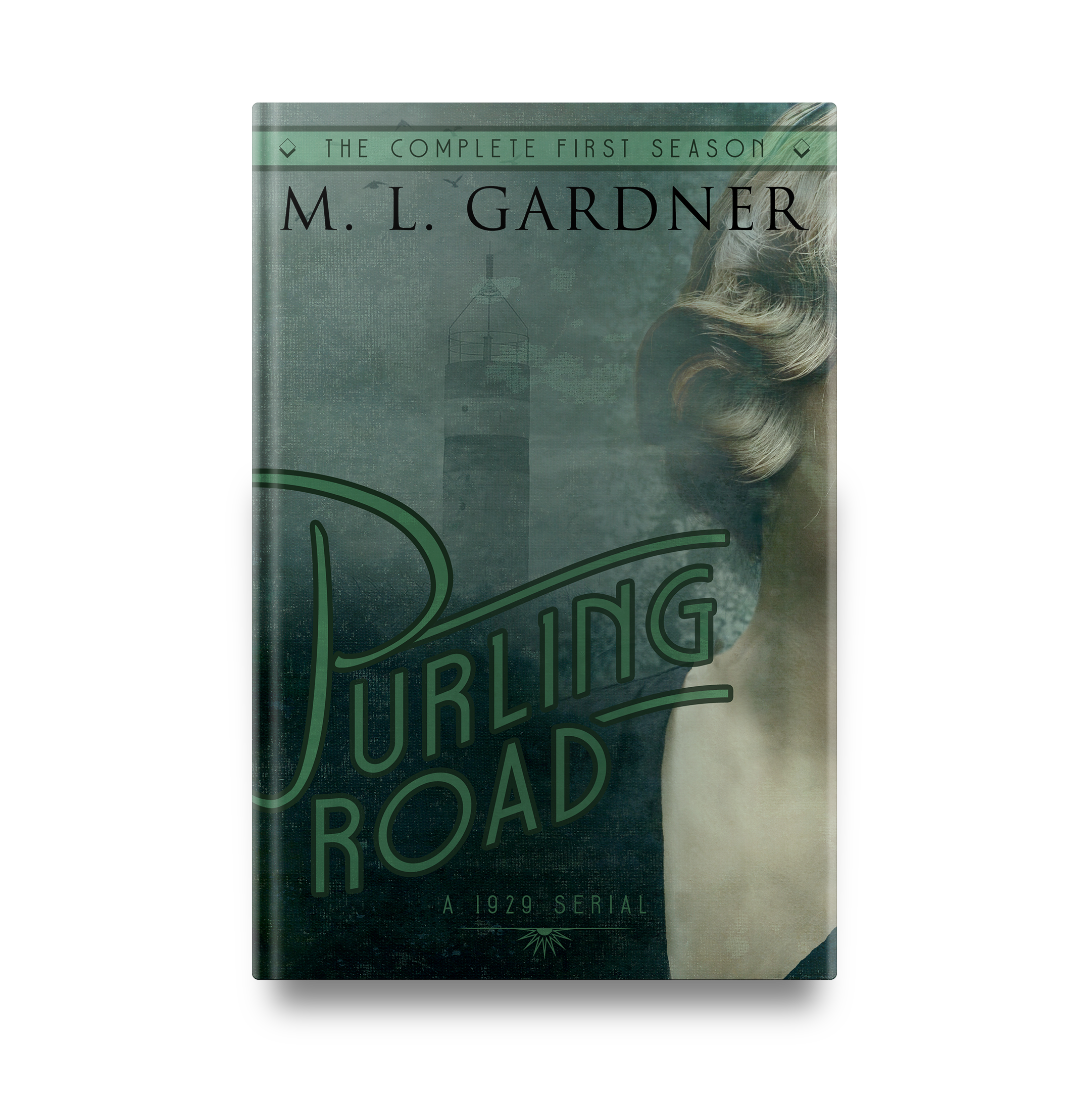 M.L. Gardner's Purling Road: The Complete First Season || Designed by TheThatchery.com
