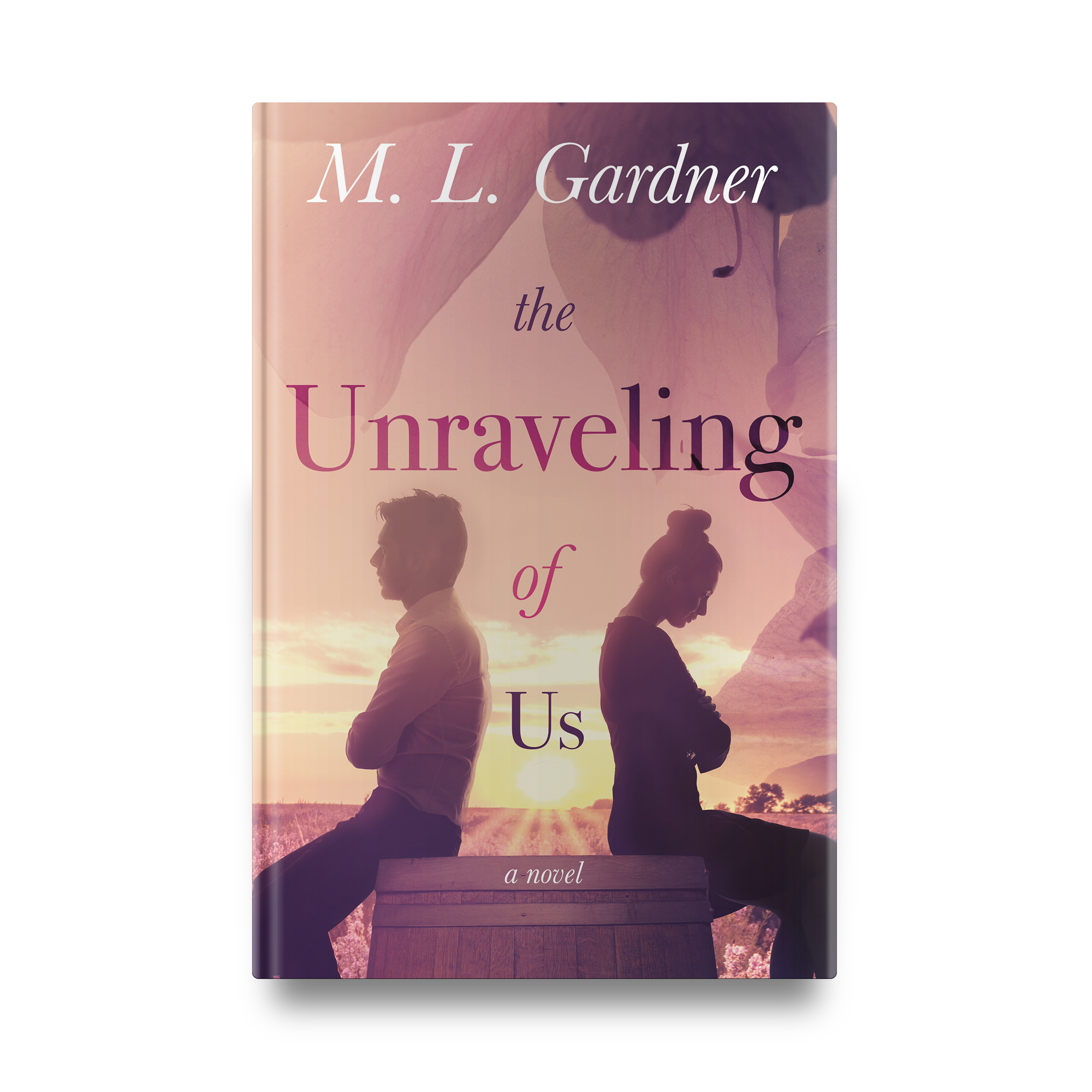 M.L. Gardner's The Unraveling of Us || Designed by TheThatchery.com