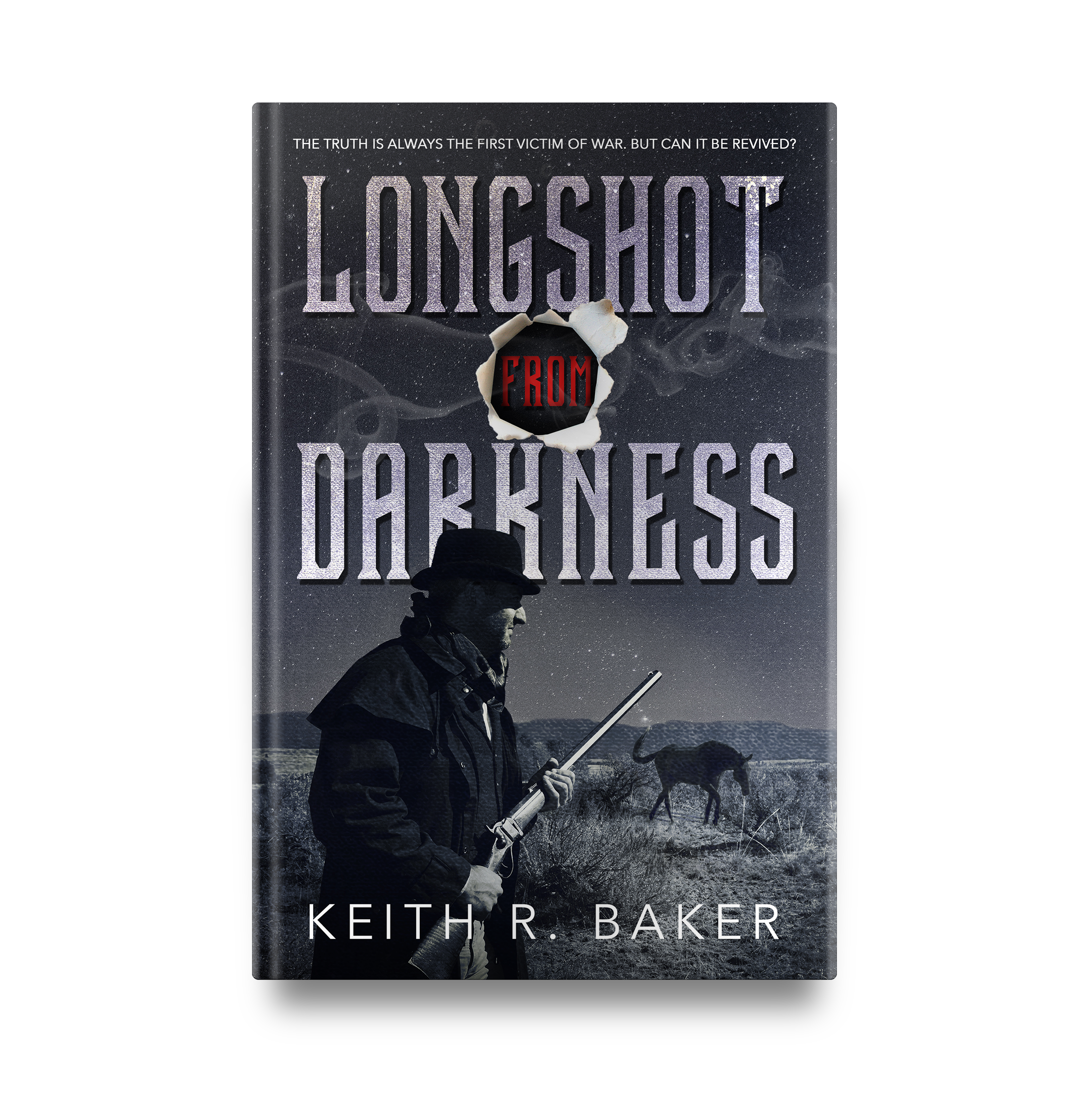 Keith R. Baker's Longshot From Darkness || Designed by TheThatchery.com