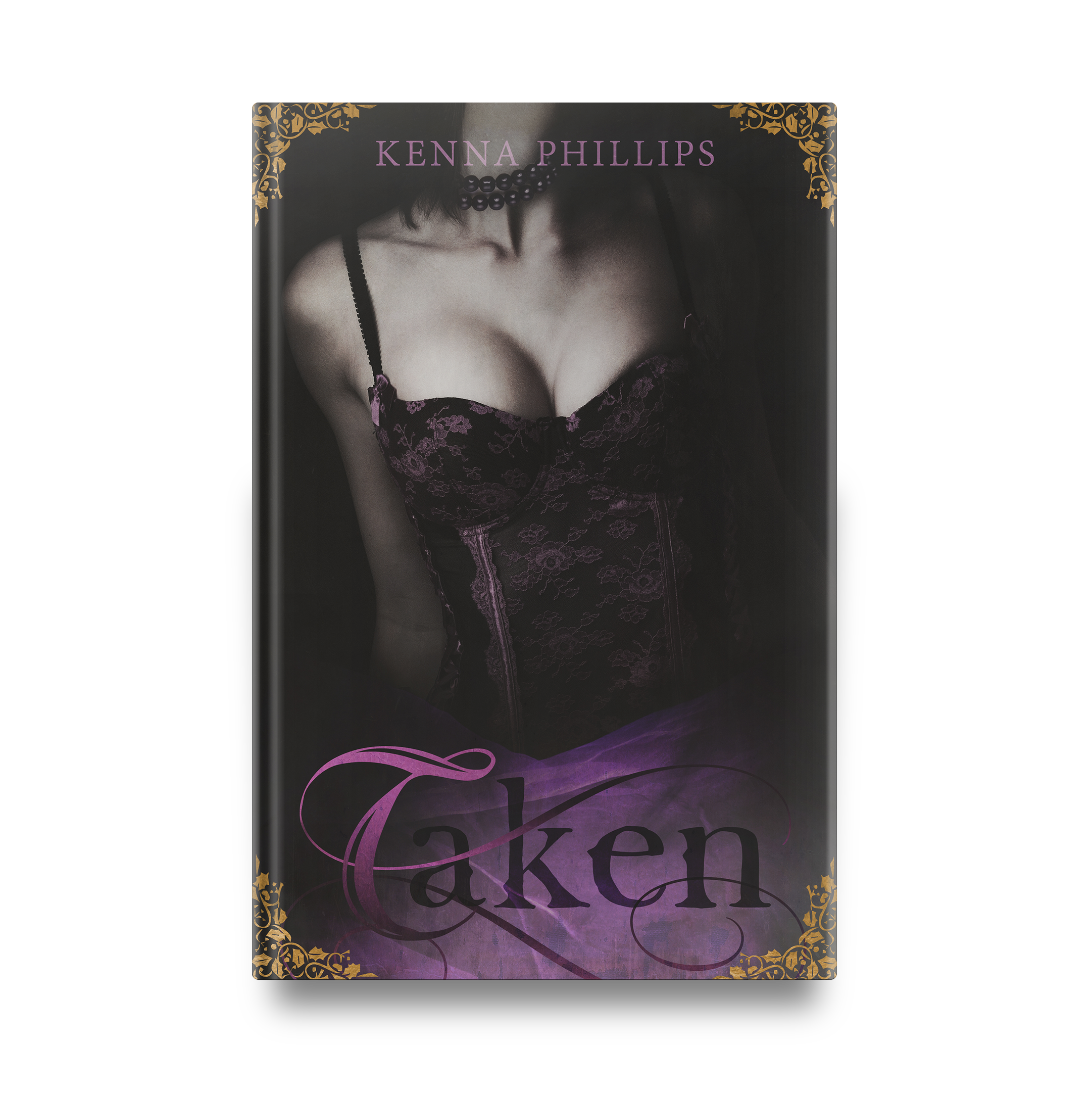 Kenna Phillips' Taken || Designed by TheThatchery.com