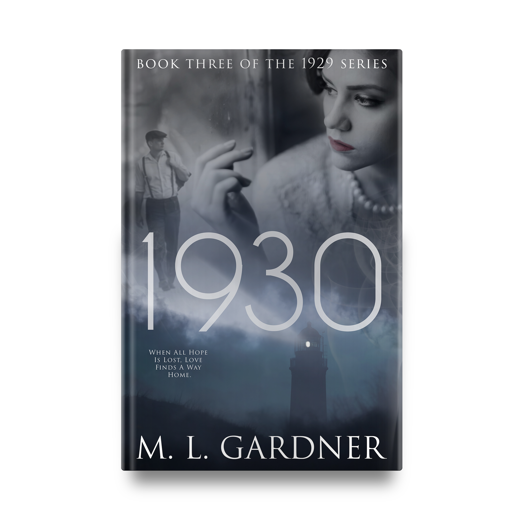 M.L. Gardner's 1930: Book Three || Designed by TheThatchery.com