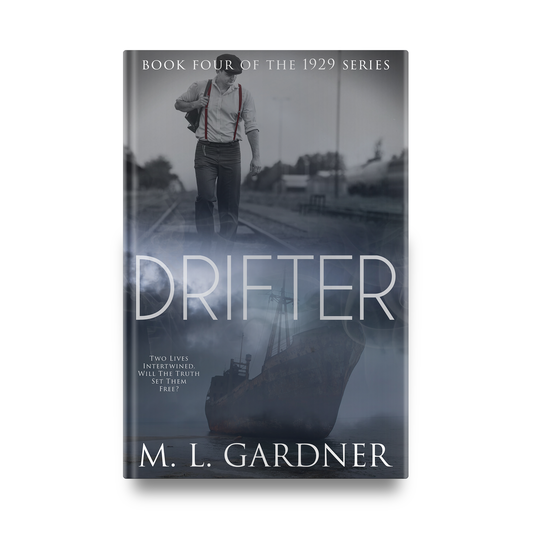 M.L. Gardner's Drifter: Book Four || Designed by TheThatchery.com