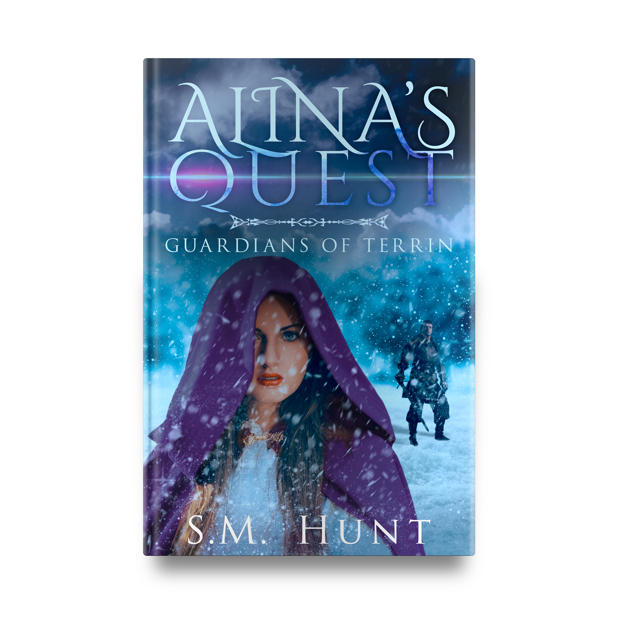 Taylor Shane's Alina's Quest || Designed by TheThatchery.com
