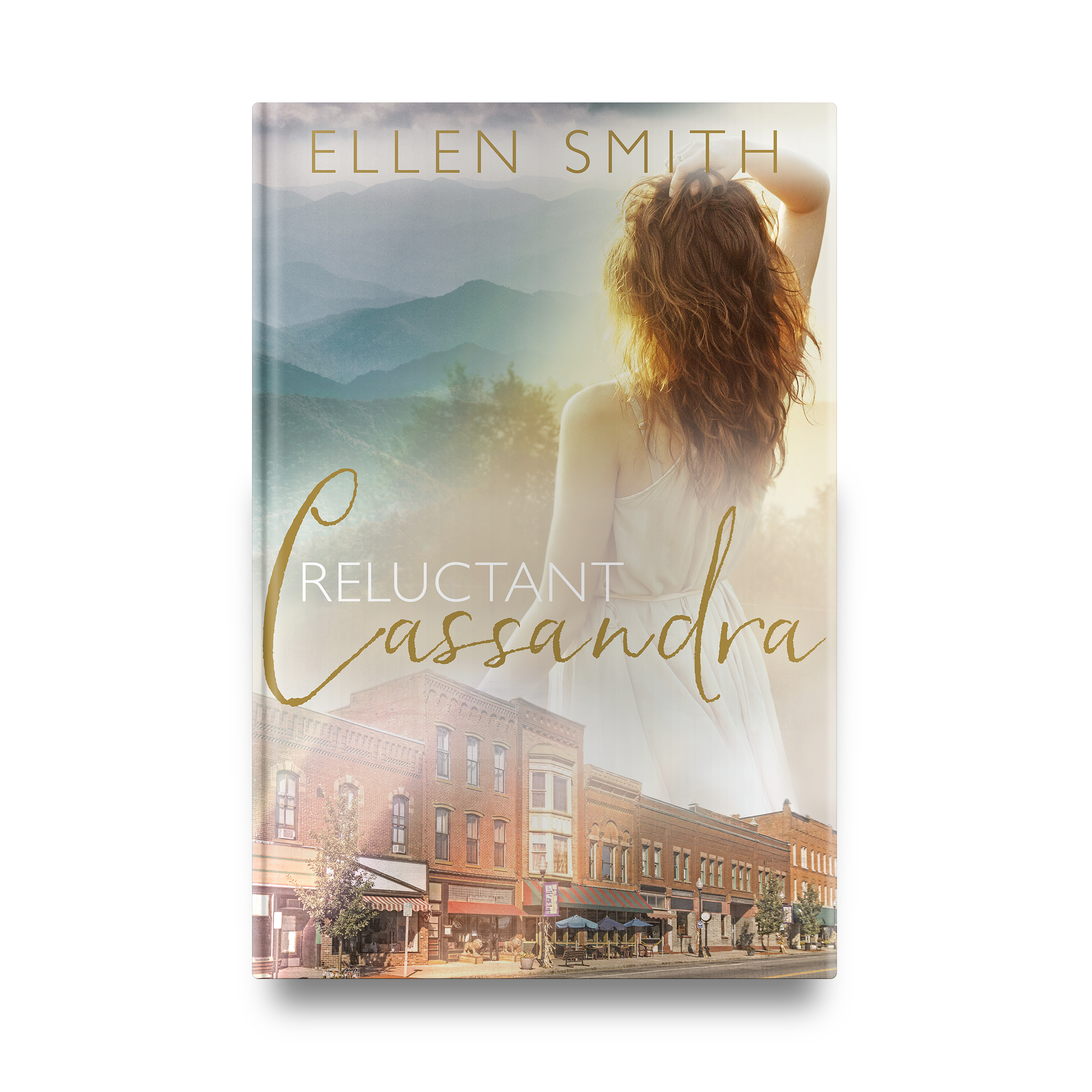 Reluctant Cassandra by Ellen Smith || Designed by TheThatchery.com