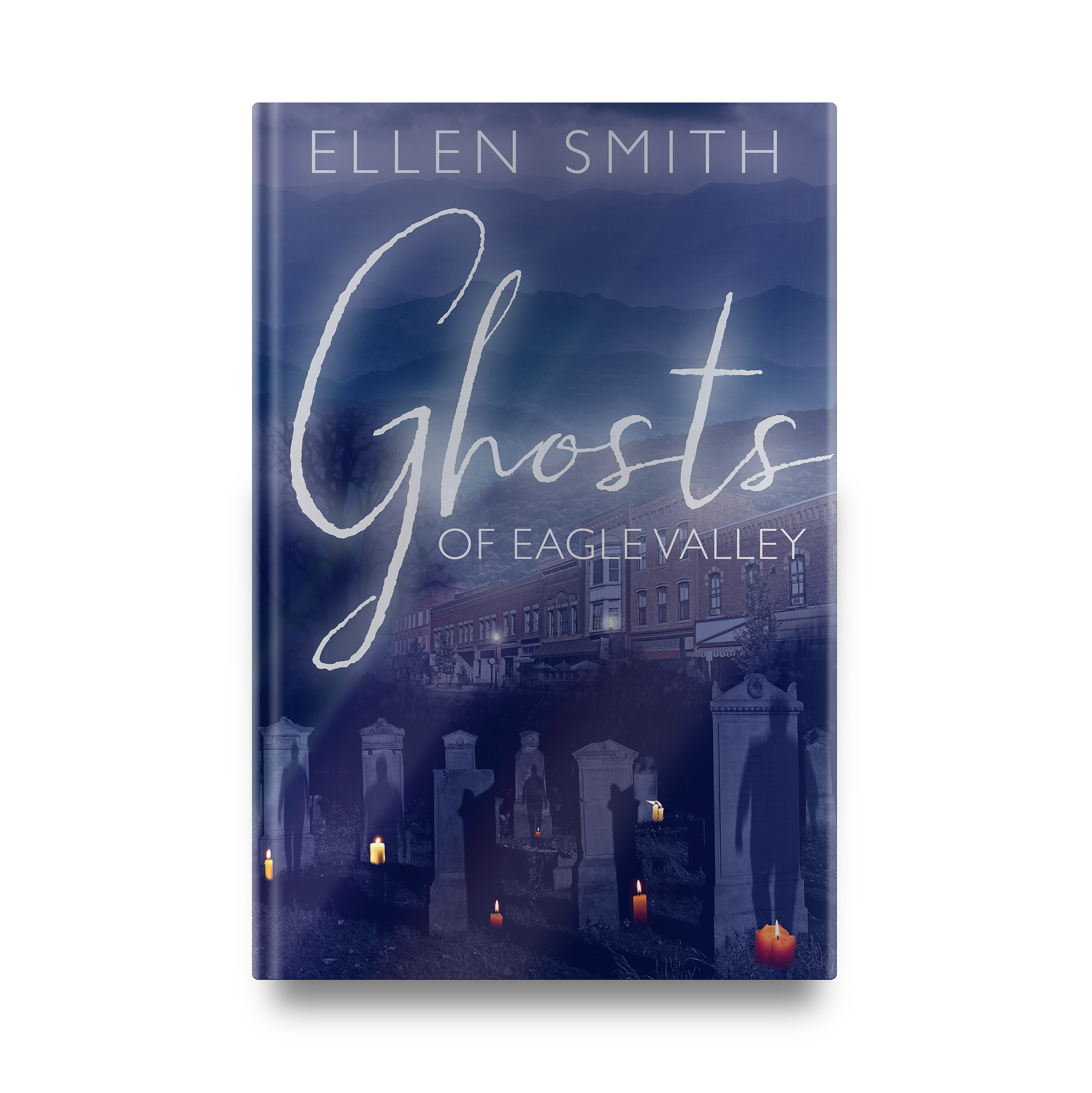 Ellen Smith's Ghosts of Eagle Valley || Designed by TheThatchery.com