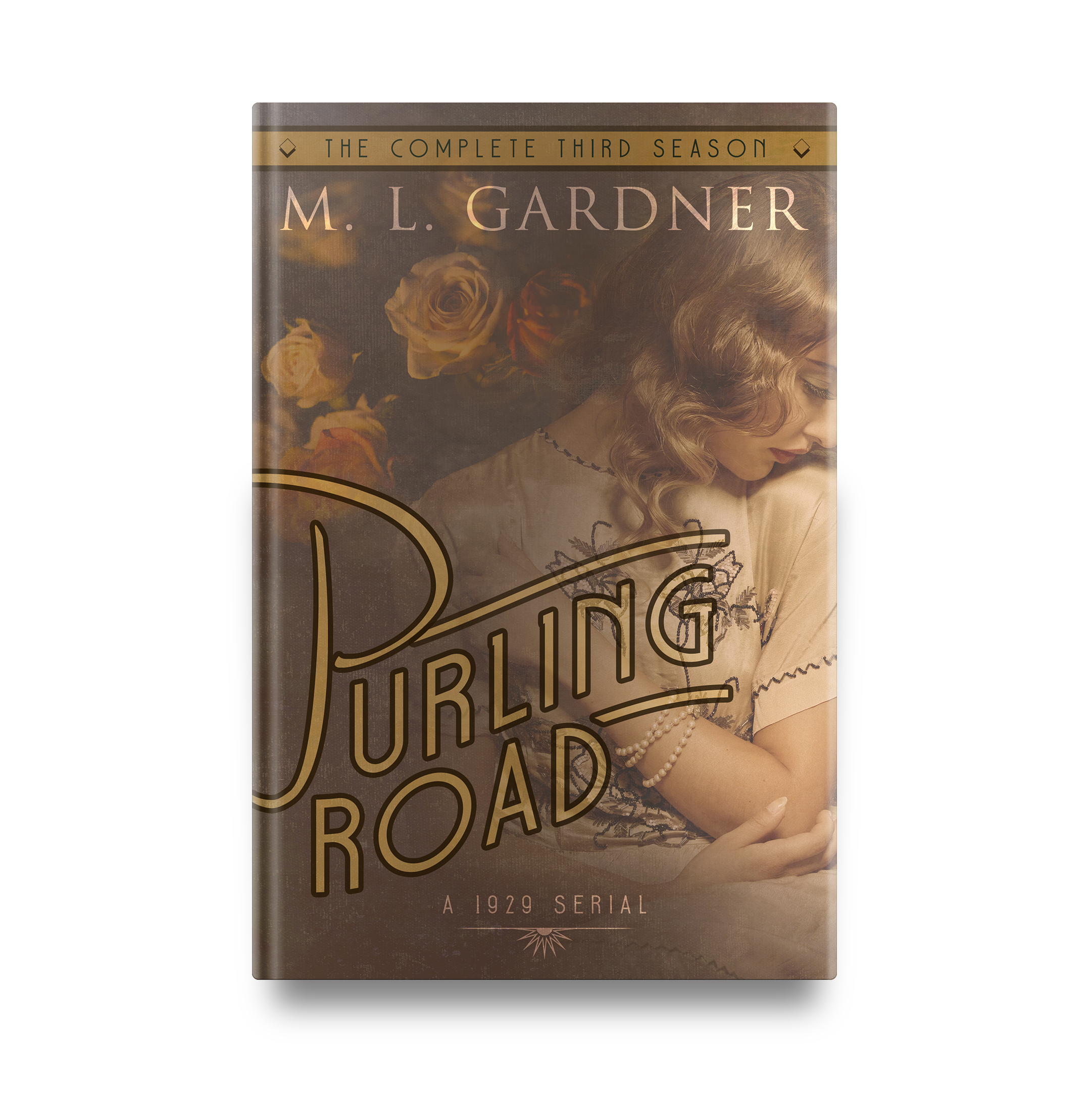 M. L. Gardner's Purling Road: The Complete Third Season || Designed by TheThatchery.com