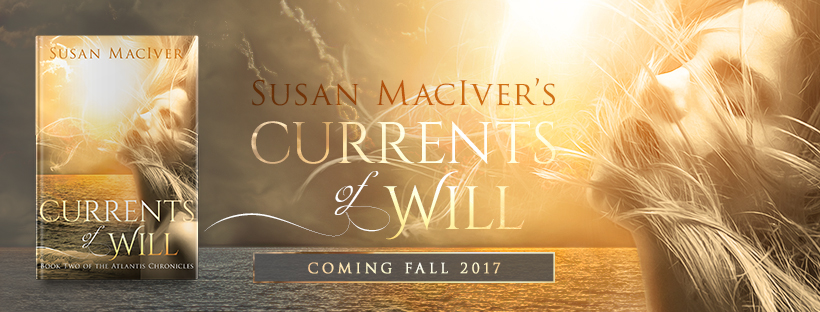 Susan MacIver Currents of Will Facebook Banner || Designed by theThatchery.com