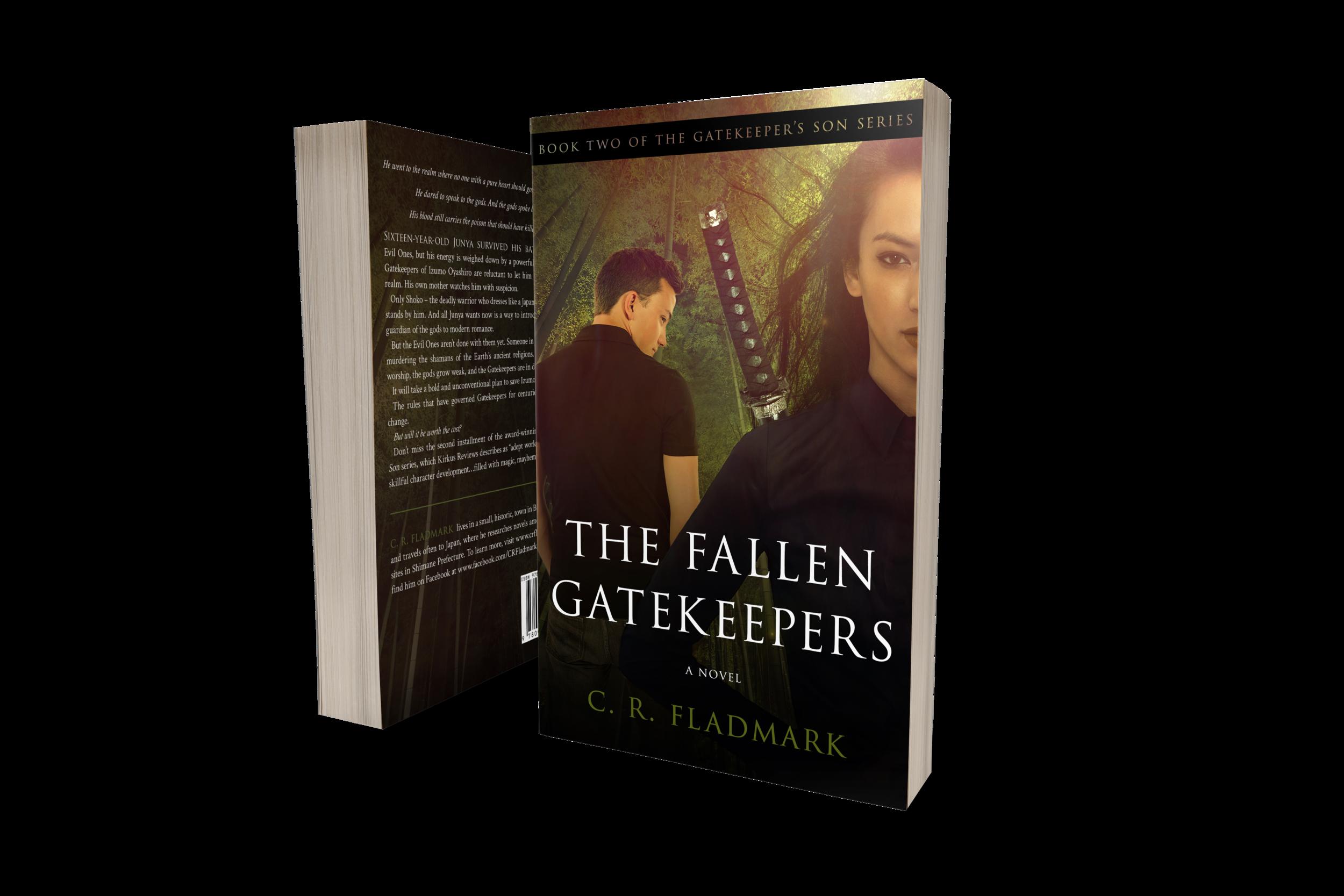 C. R. Fladmark's The Fallen Gatekeepers || Designed by TheThatchery.com