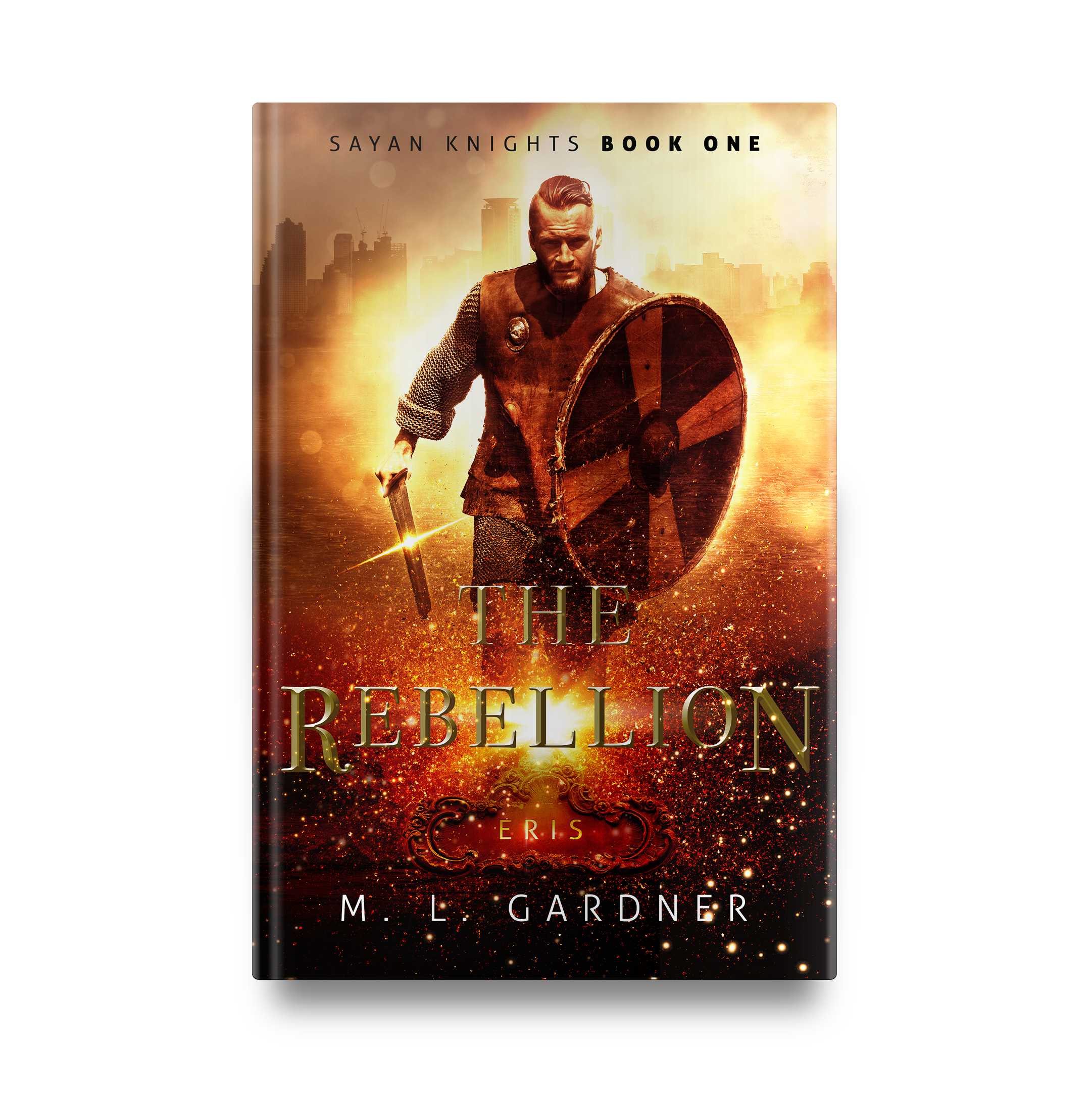 M. L. Gardner's The Rebellion || Designed by TheThatchery.com