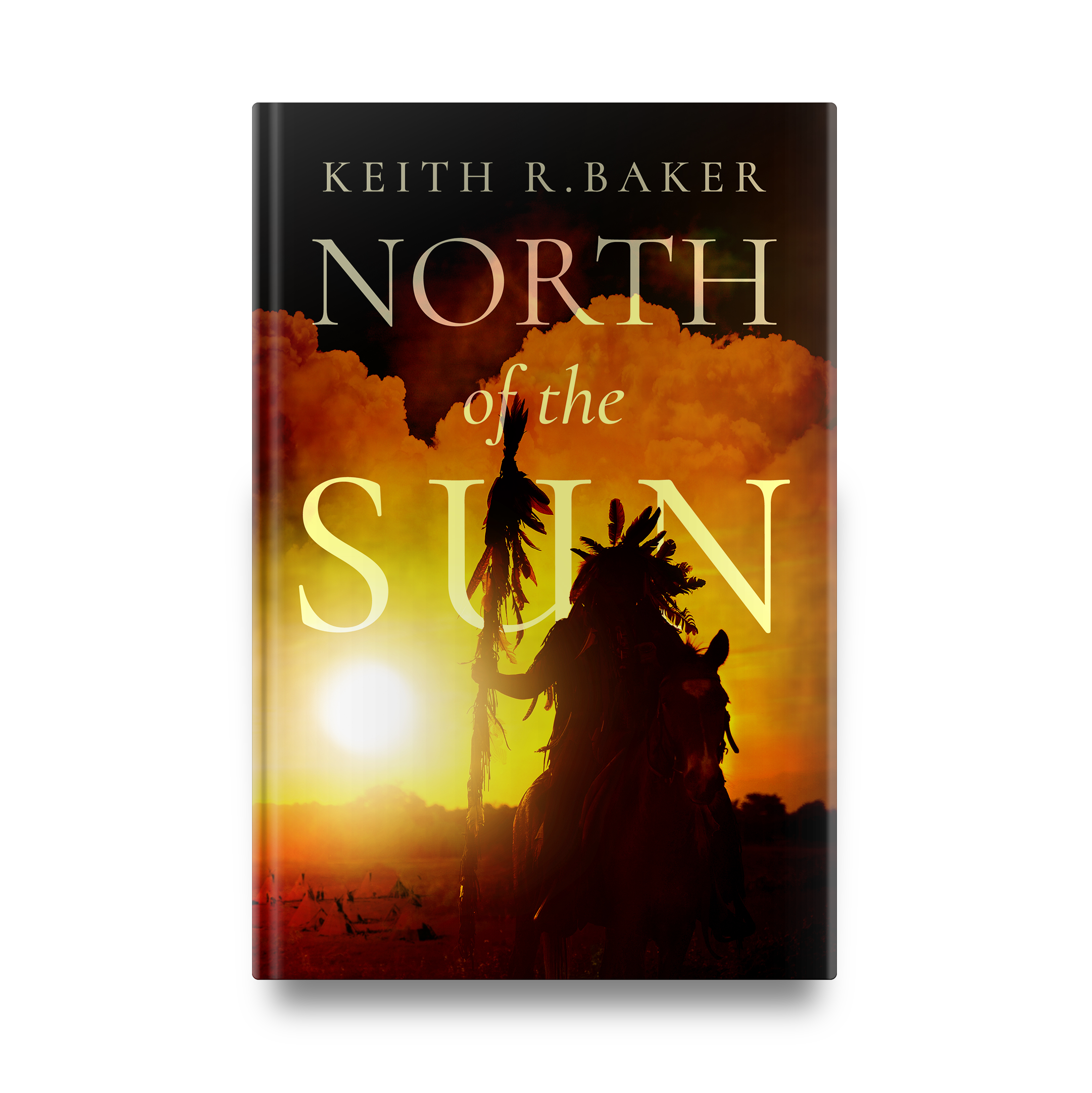 Keith R. Baker's North of the Sun || Designed by TheThatchery.com
