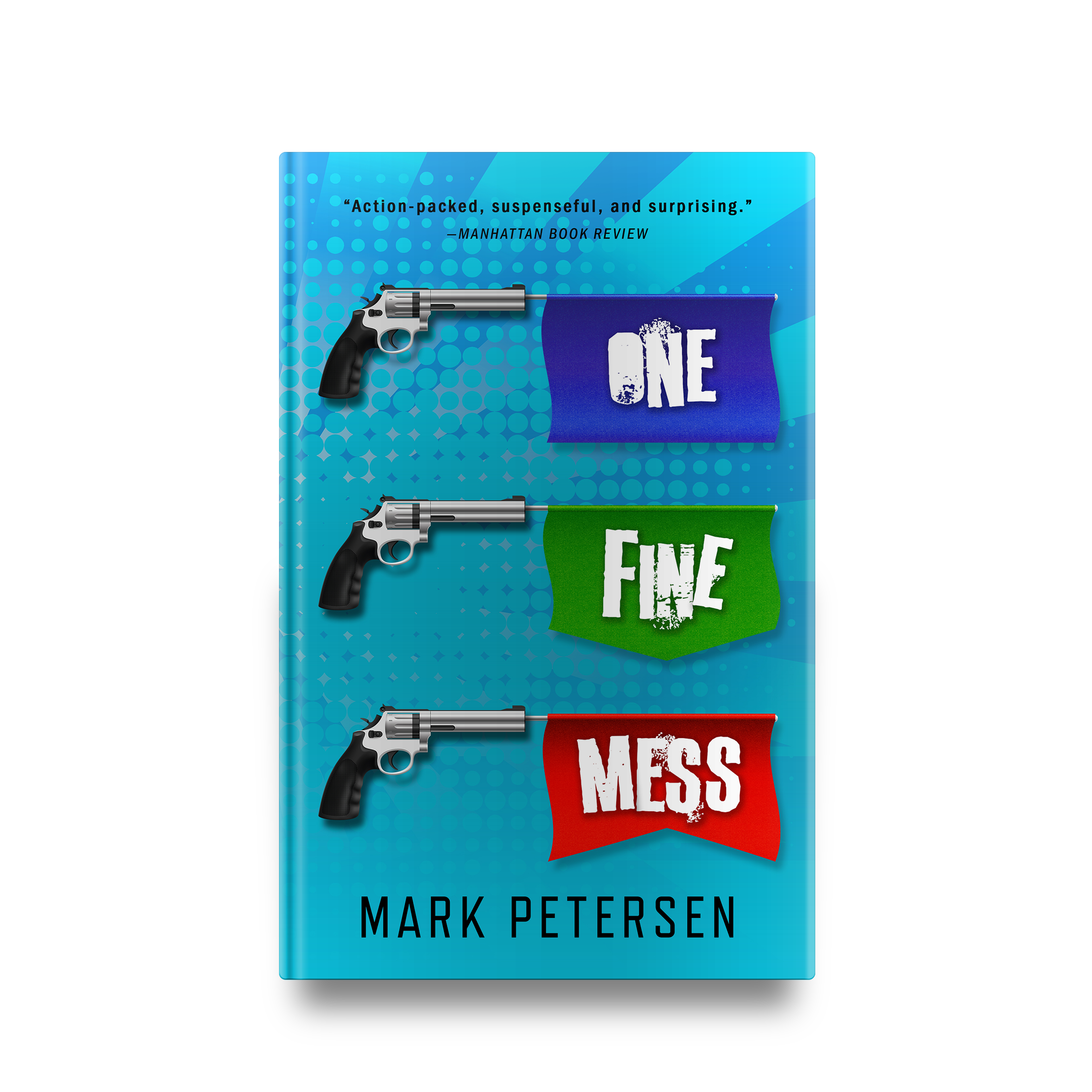 Mark Petersen's One Fine Mess || Designed by TheThatchery.com
