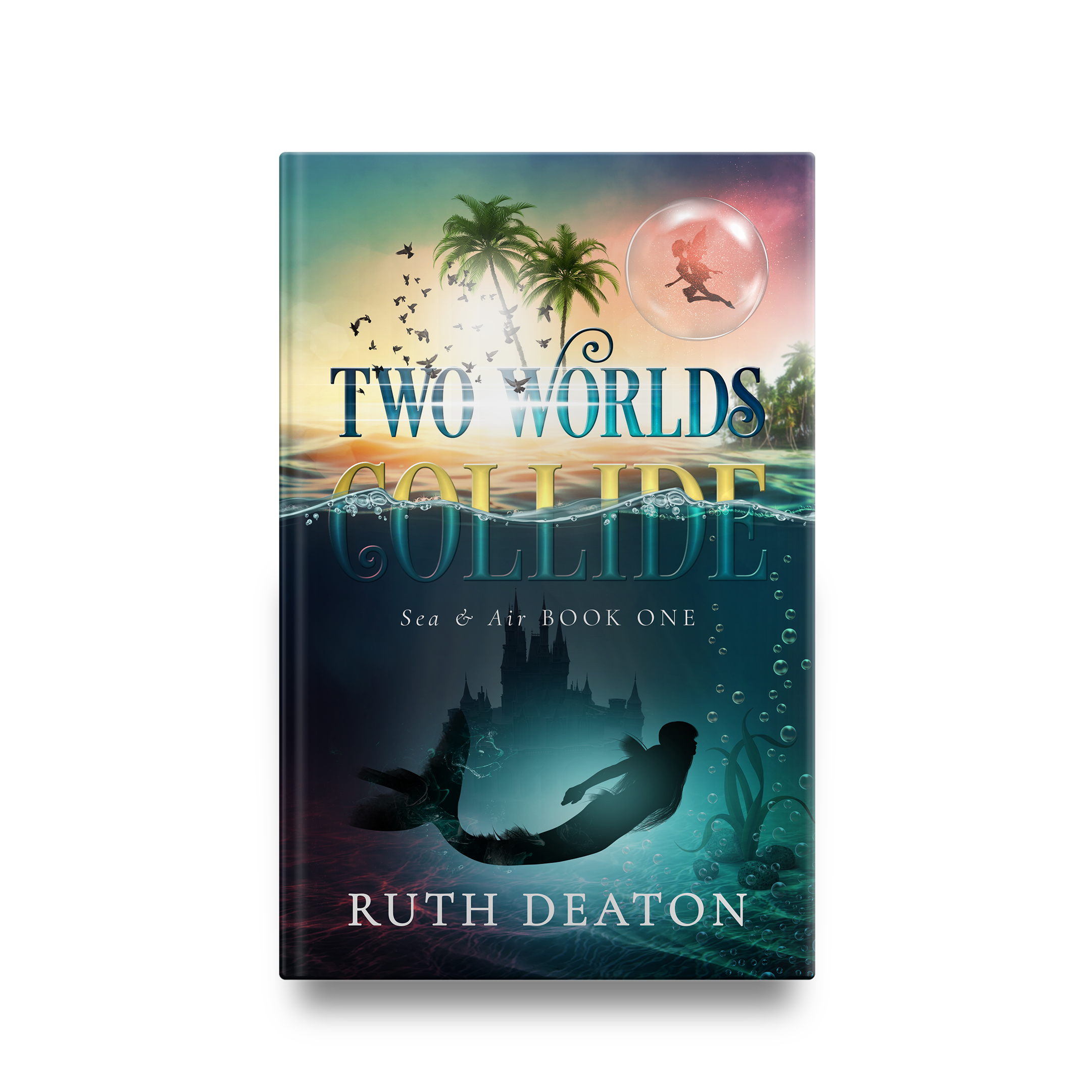 Ruth Deaton's Two Worlds Collide || Designed by TheThatchery.com
