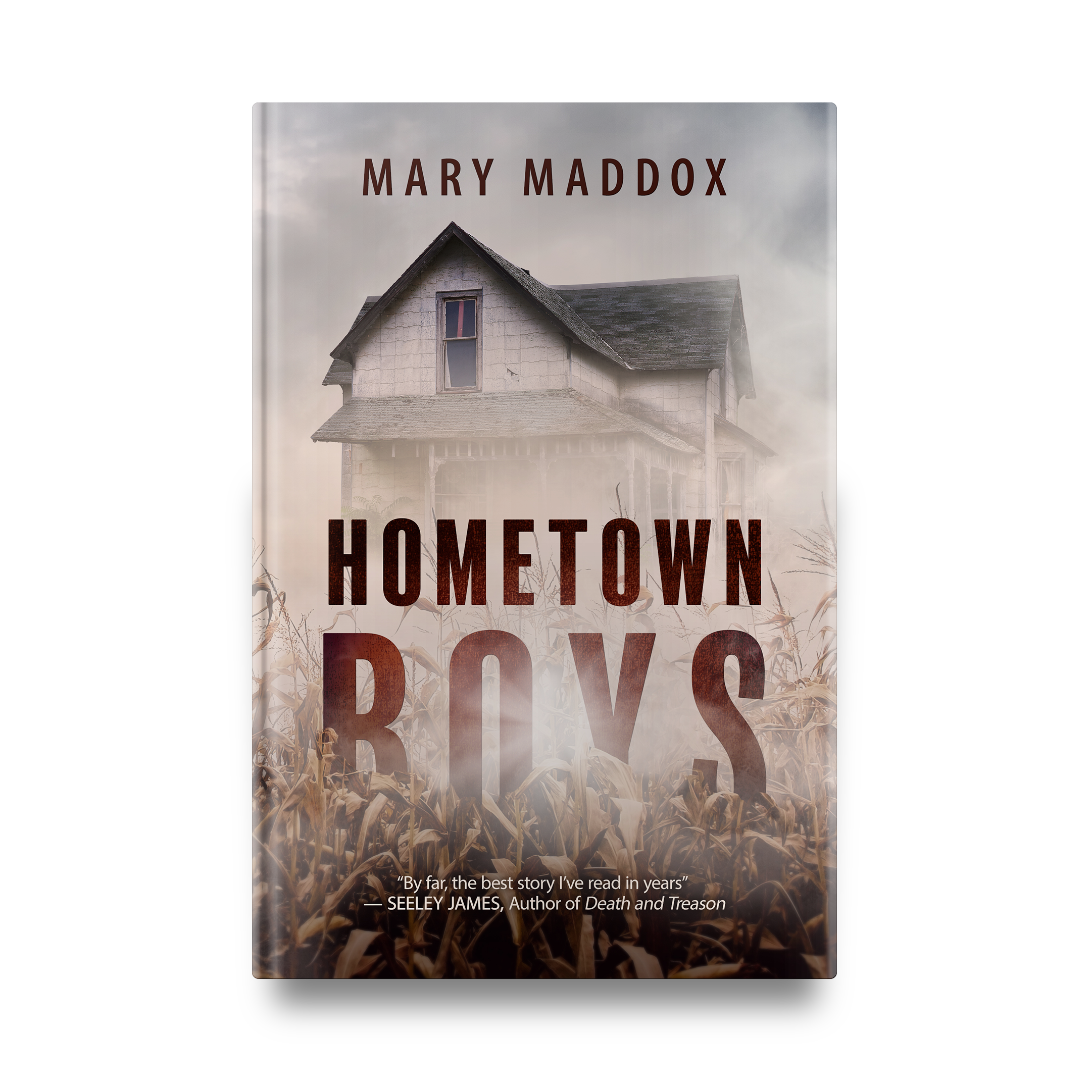 Mary Maddox's Hometown Boys || Designed by TheThatchery.com