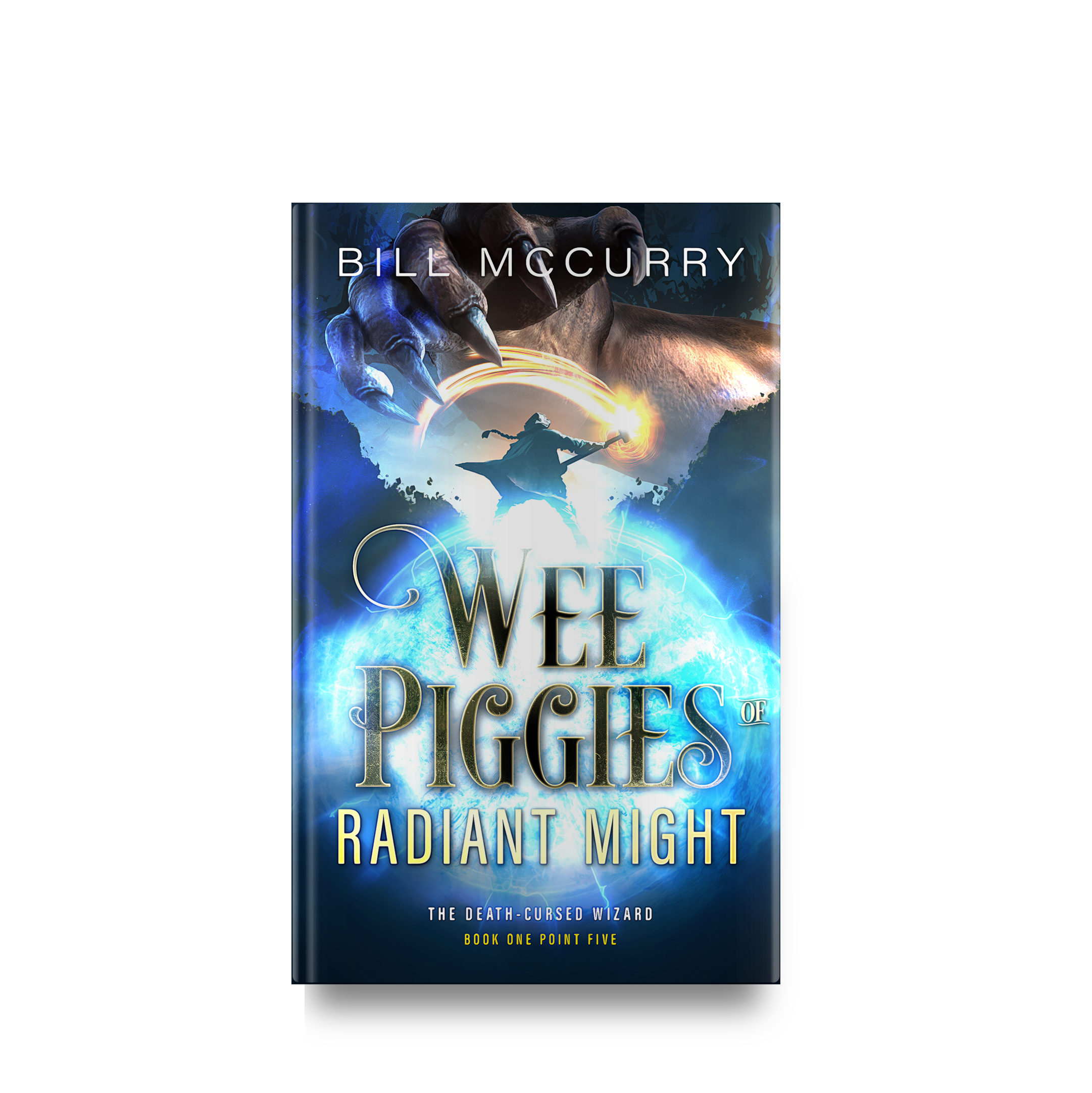 Bill McCurry's Wee Piggies of Radiant Might || Designed by TheThatchery.com