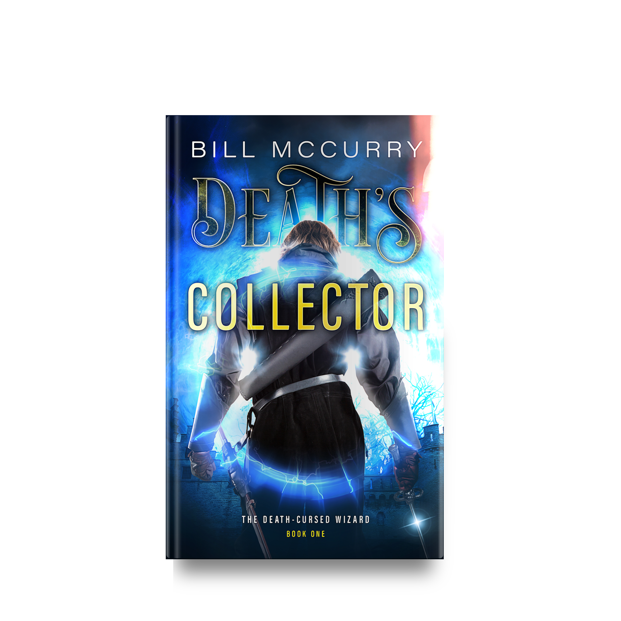 Bill McCurry's Death's Collector || Designed by TheThatchery.com