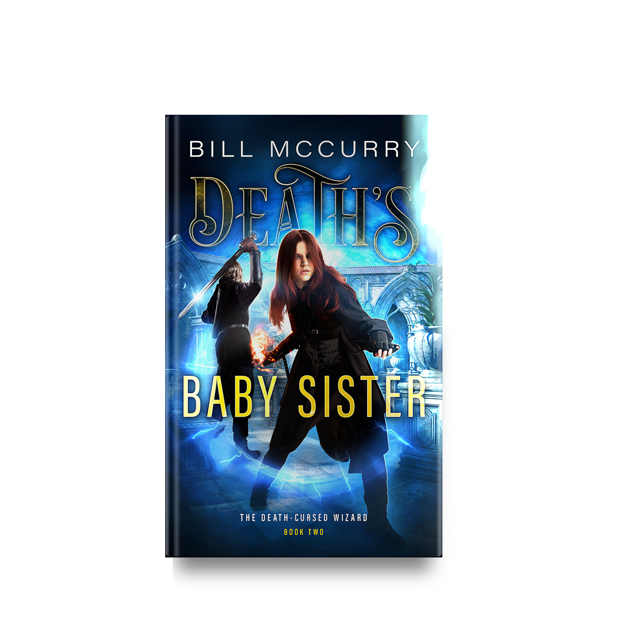 Bill McCurry's Death's Baby Sister || Designed by TheThatchery.com