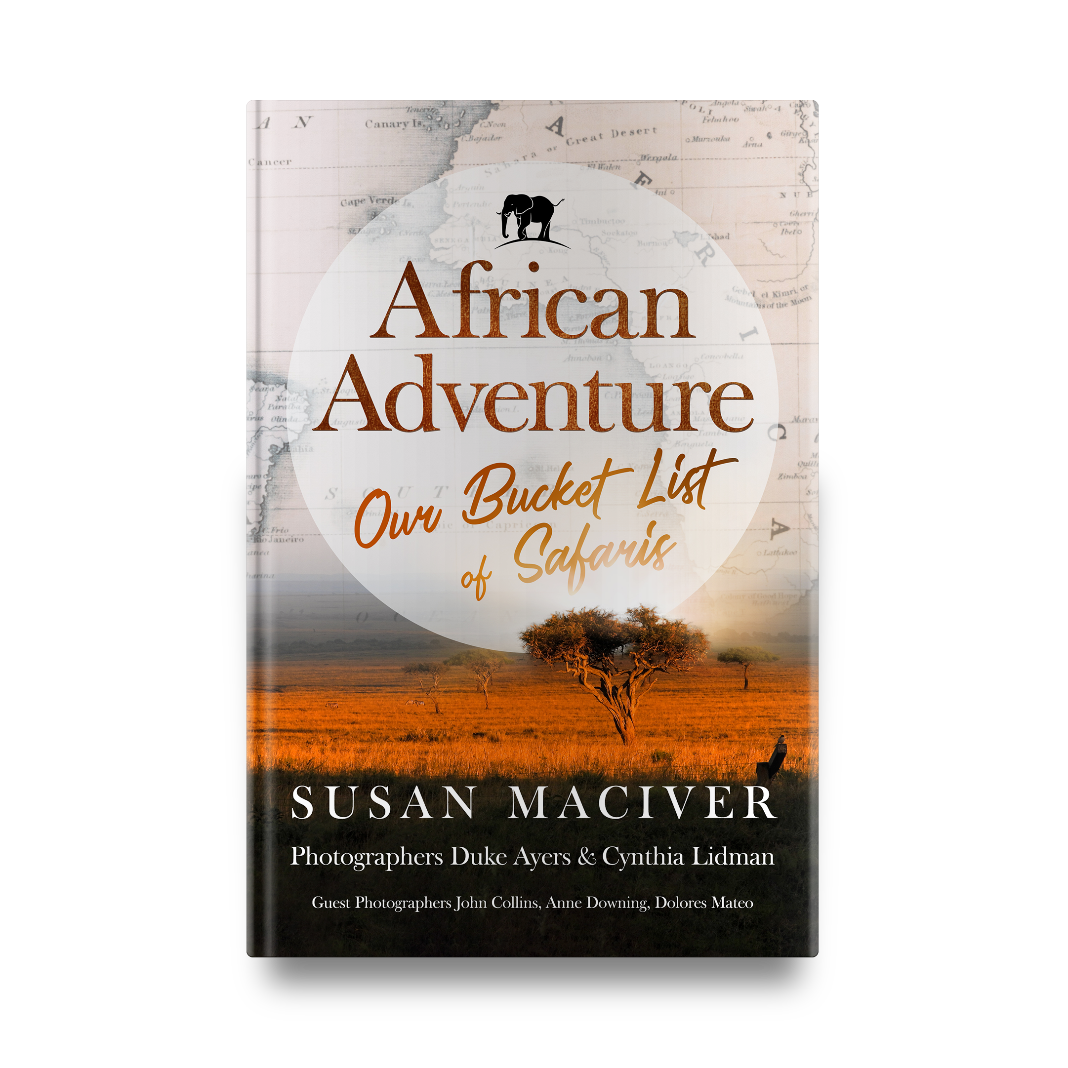 Susan MacIver's African Adventure: Our Bucket List of Safaris || Designed by TheThatchery.com