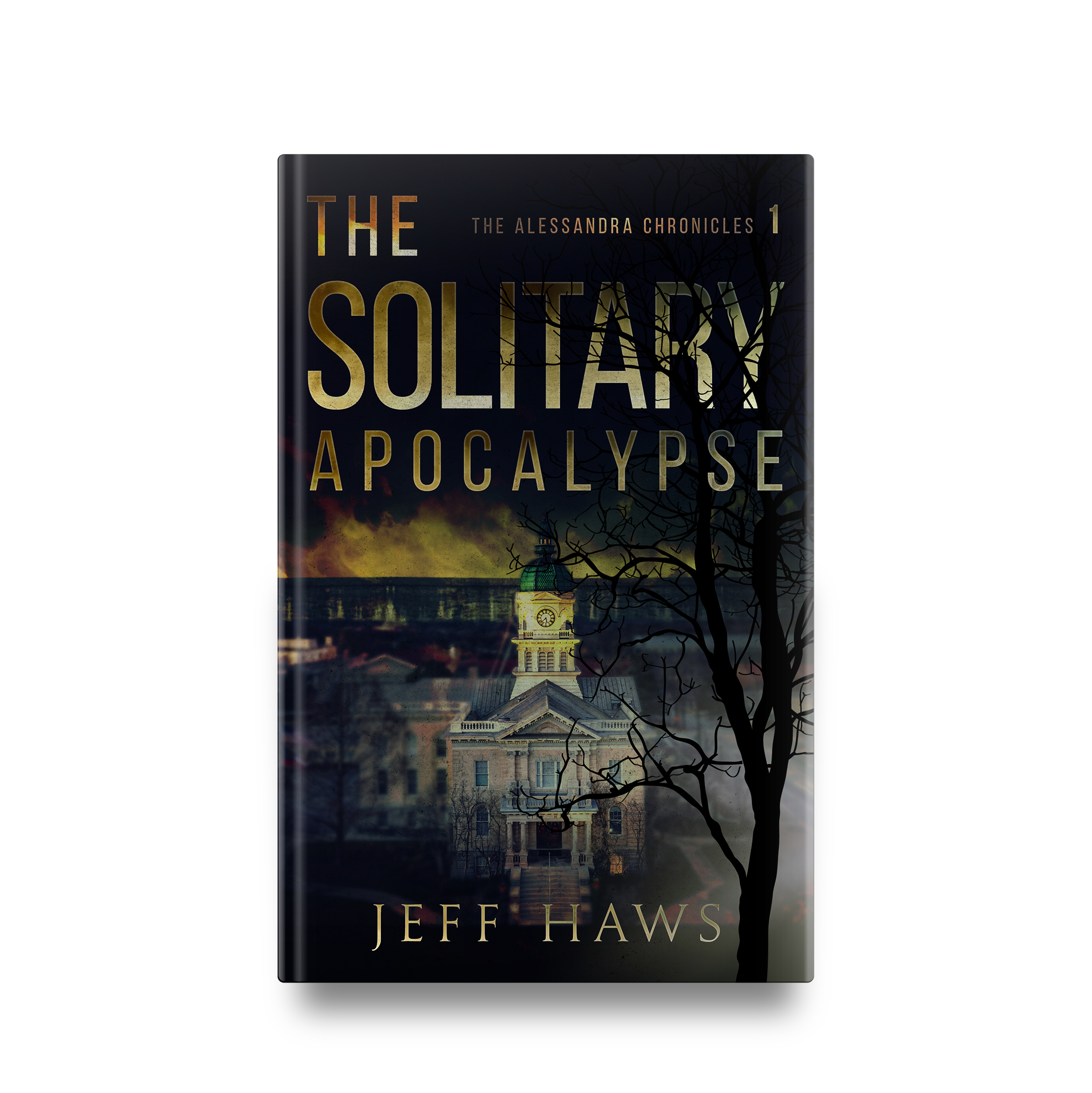 Jeff Haws' The Solitary Apocalpyse || Designed by TheThatchery.com