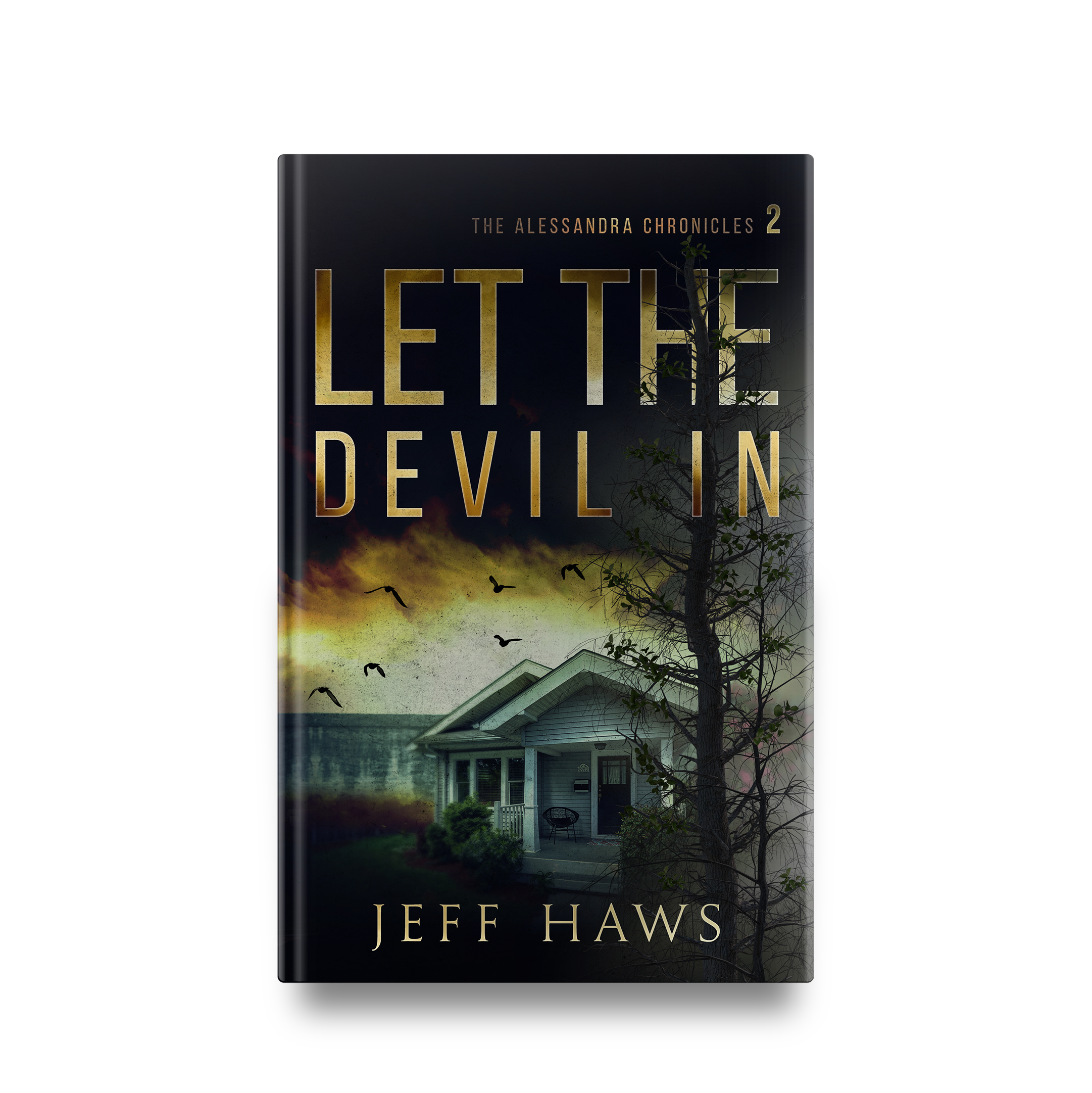 Jeff Haws' Let the Devil In || Designed by TheThatchery.com