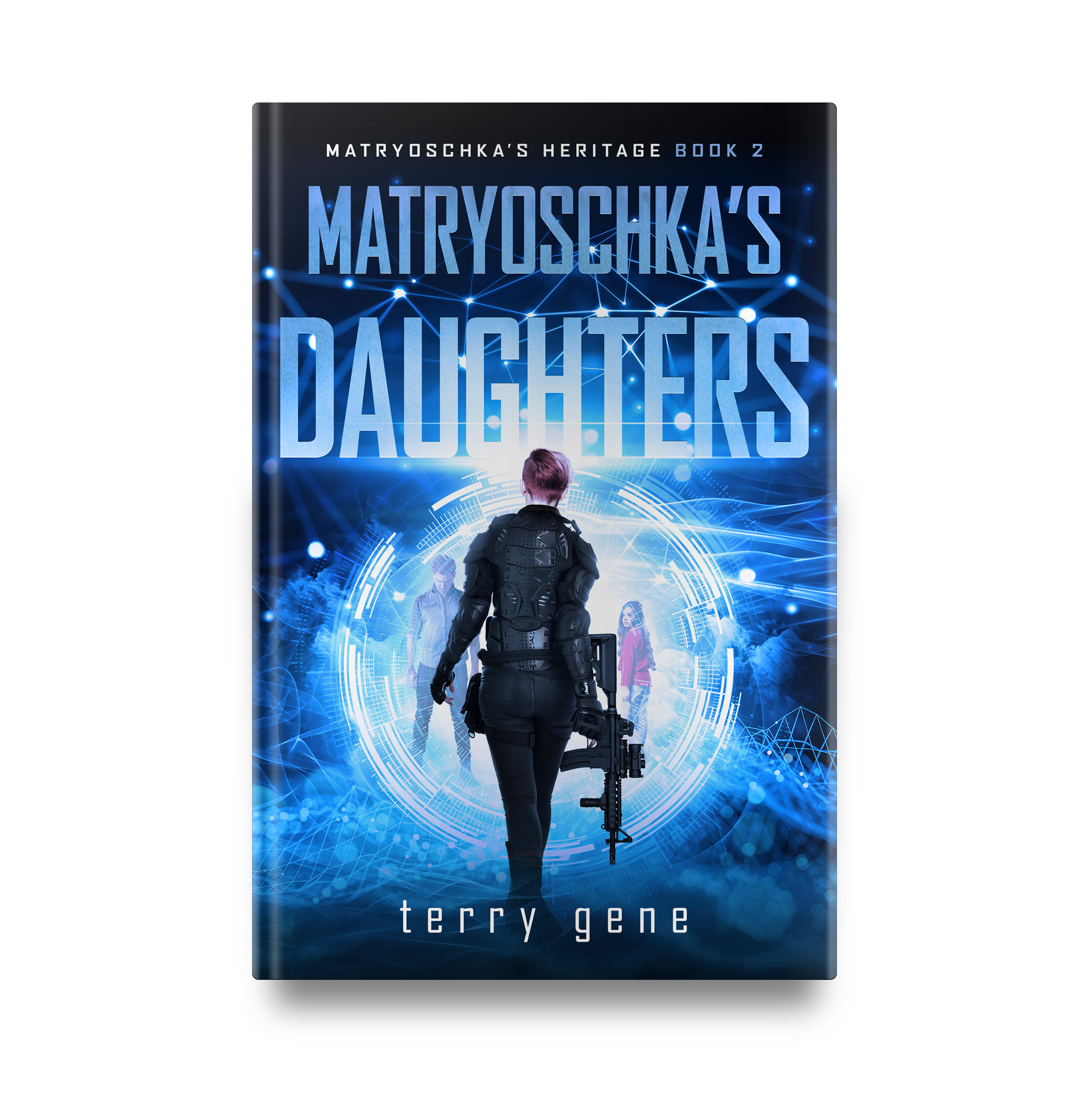 Terry Gene's Matryoschka's Daughters || Designed by TheThatchery.com
