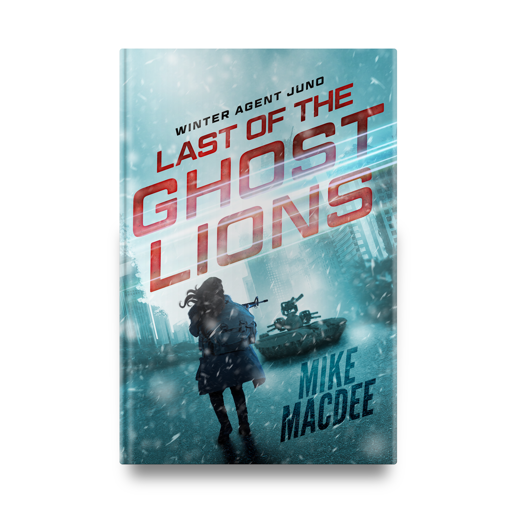Mike MacDee's Last of the Ghost Lions || Designed by TheThatchery.com