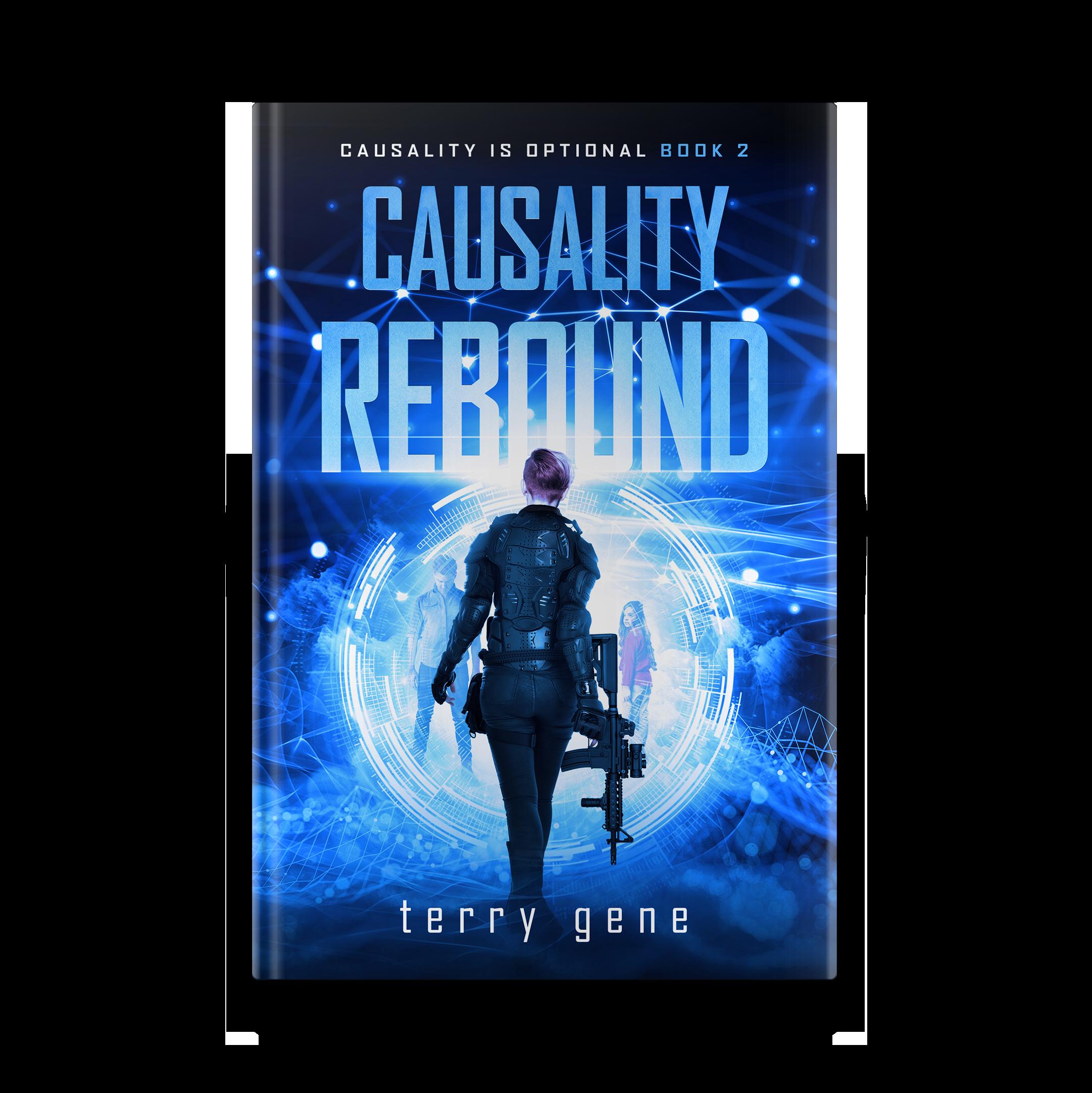 Terry Gene's Causality Rebound II Designed by TheThatchery.com