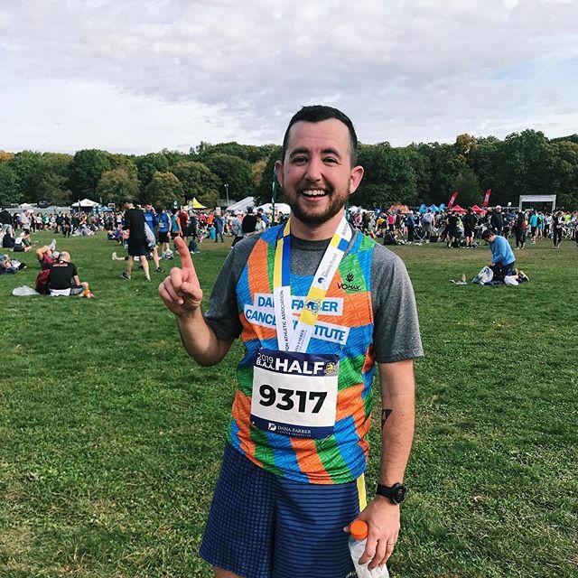A few highlights from the 2019 B.A.A. Half Marathon!