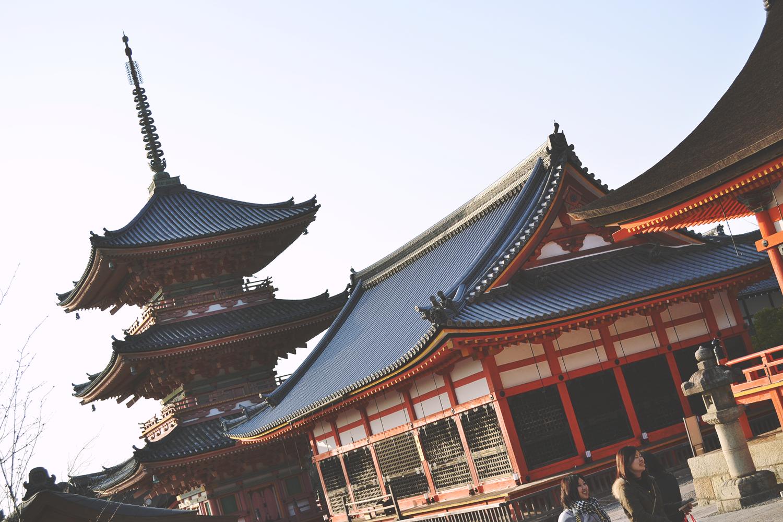 You had me at 'Kyoto'.