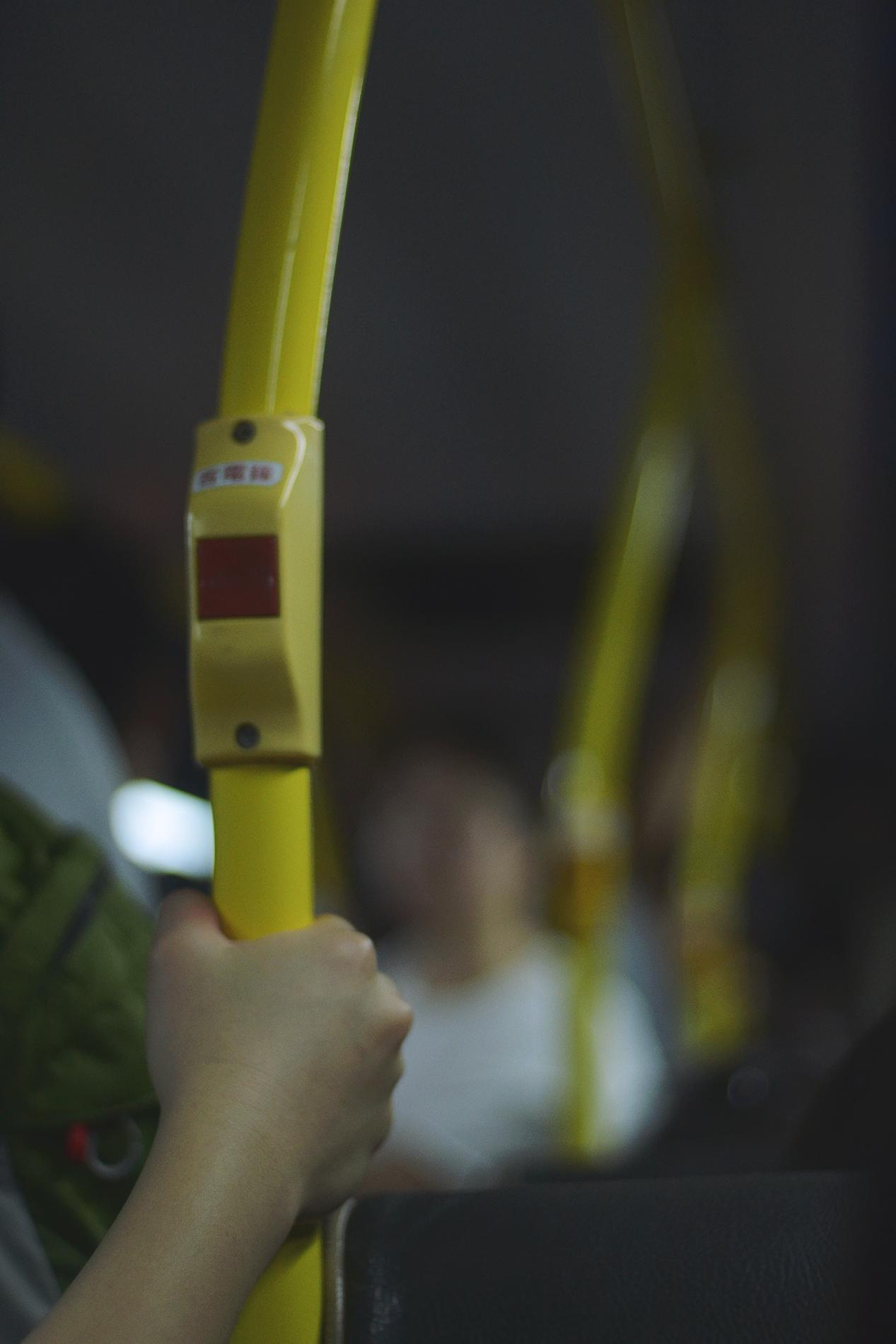 Los buses también son una manera económica de moverte por el país.