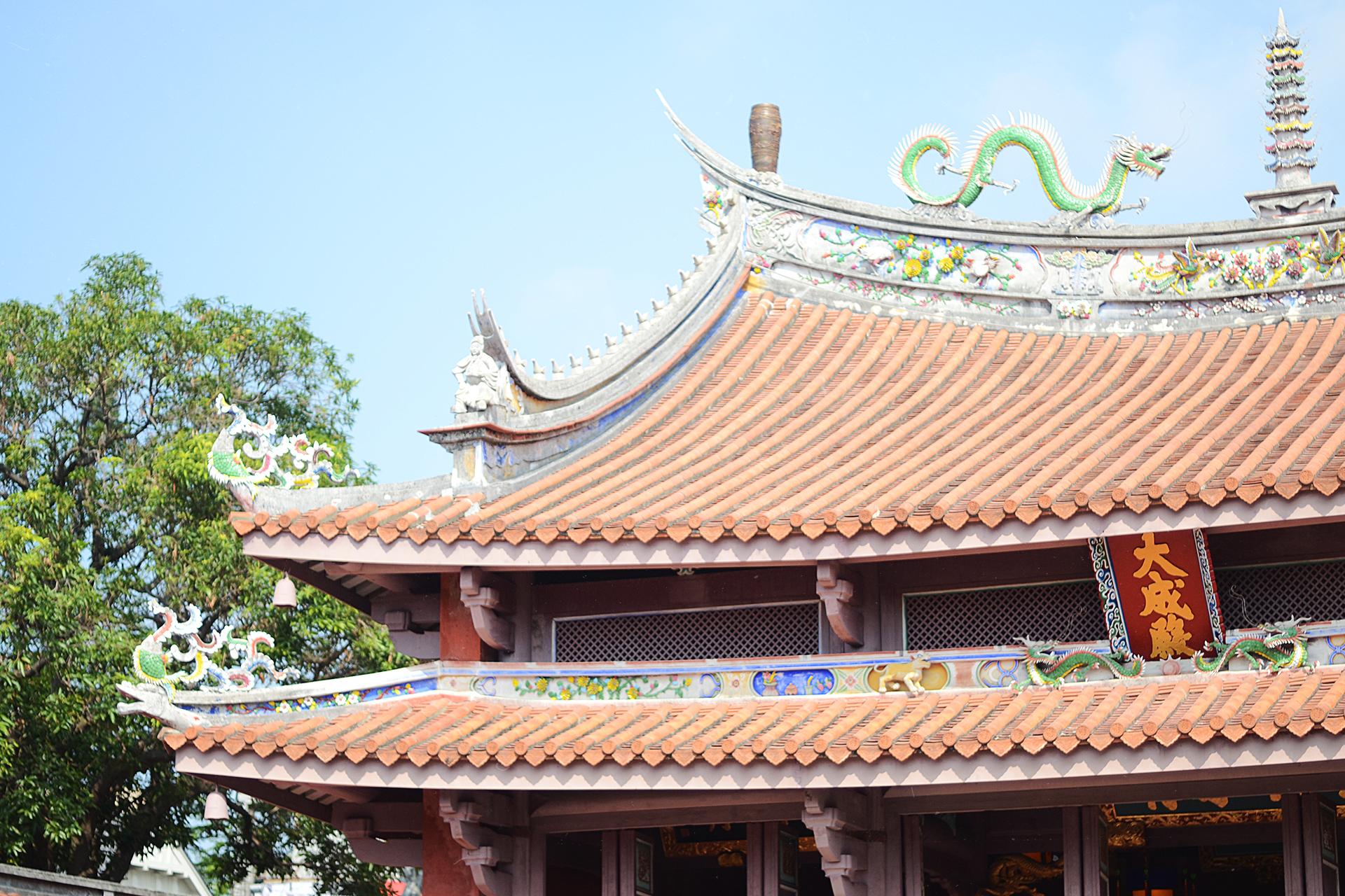 Templo de Confucio.