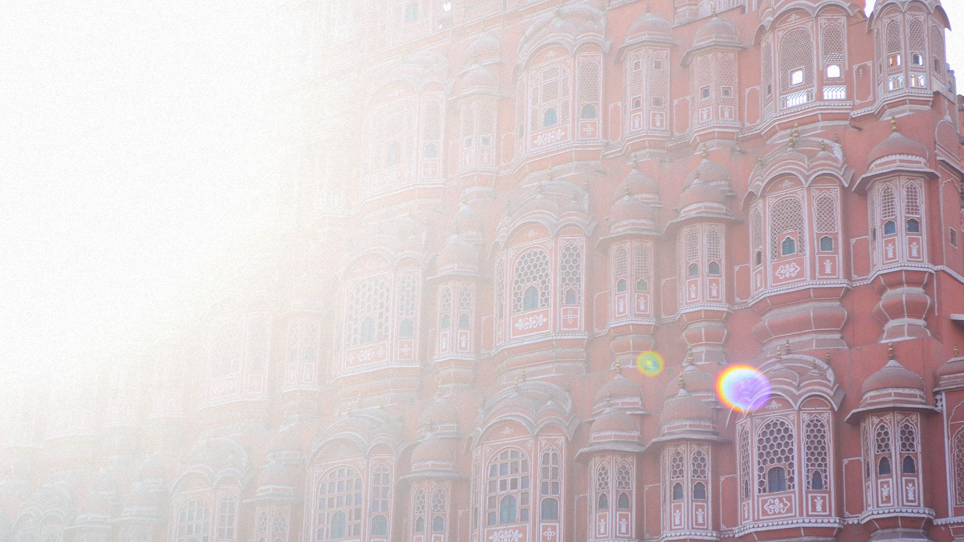 Hawa Mahal - Palacio de los vientos.