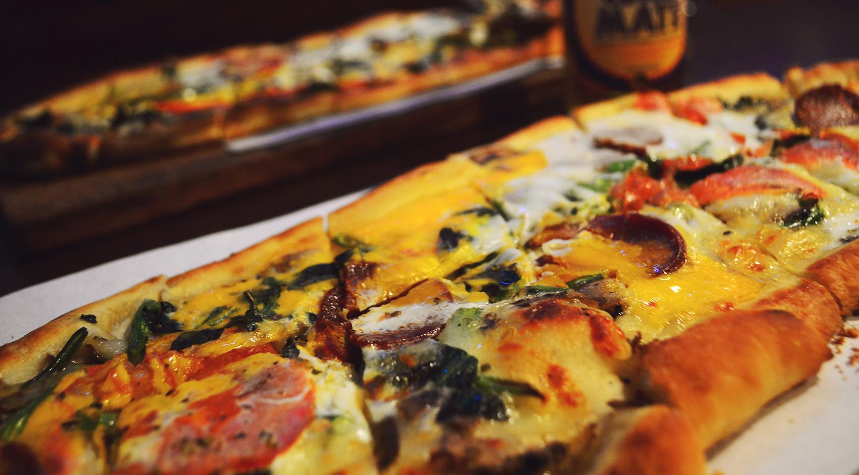 Pizzas turcas para 2 personas - EUR 9