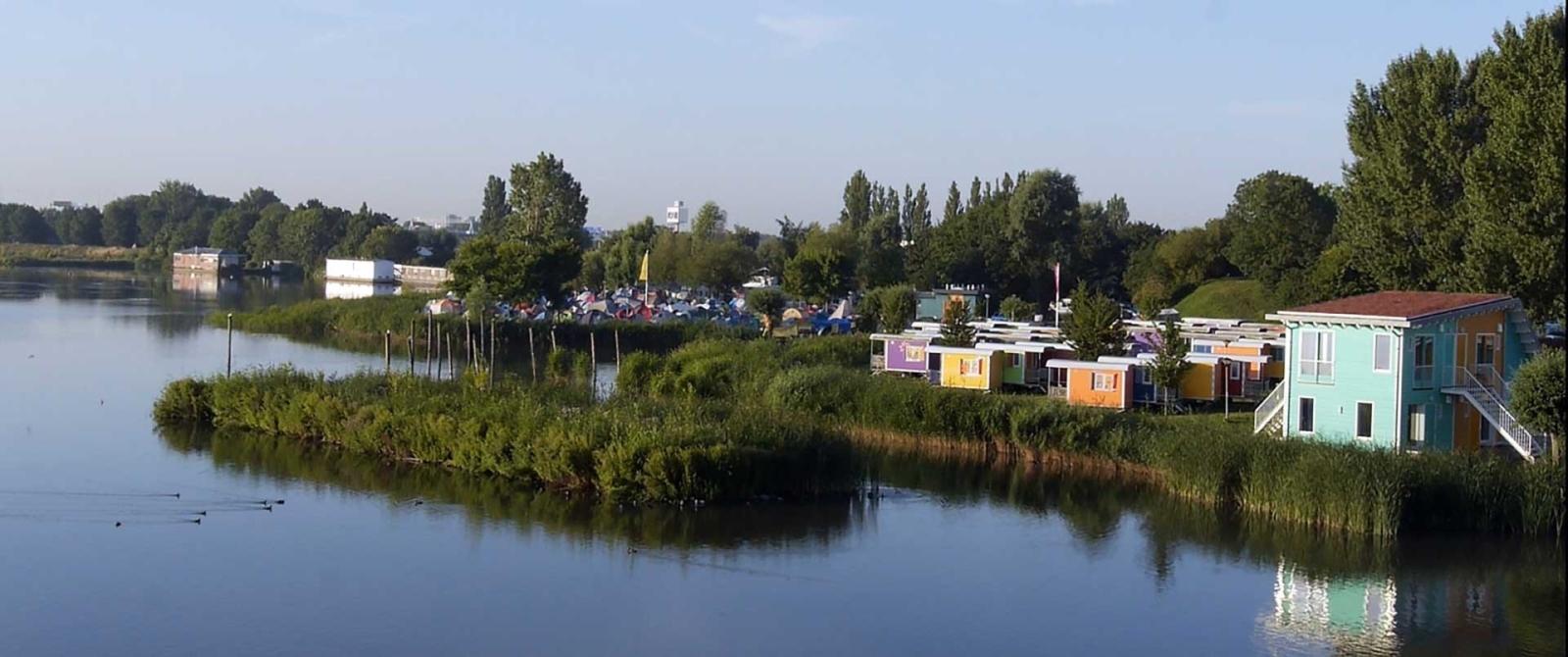 Foto: Camping Zeeburg.
