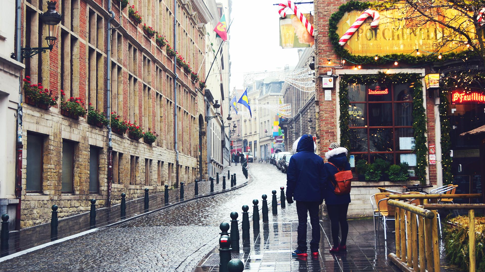 ¡Bienvenidos a Bruselas!