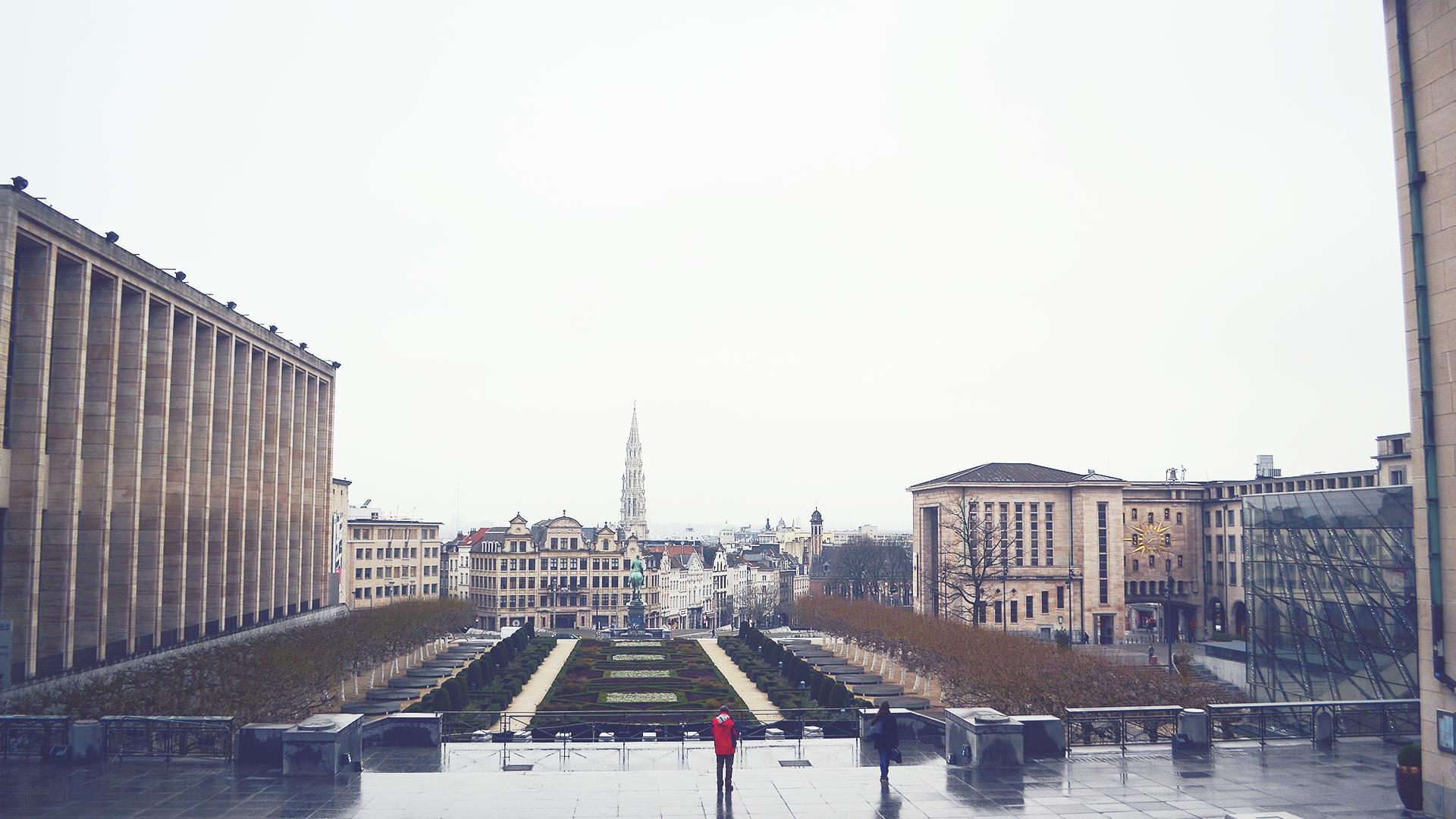 ¡Gracias Bruselas!