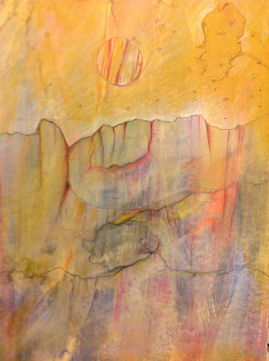 """Rick Silberberg's """"Granite Dell"""""""