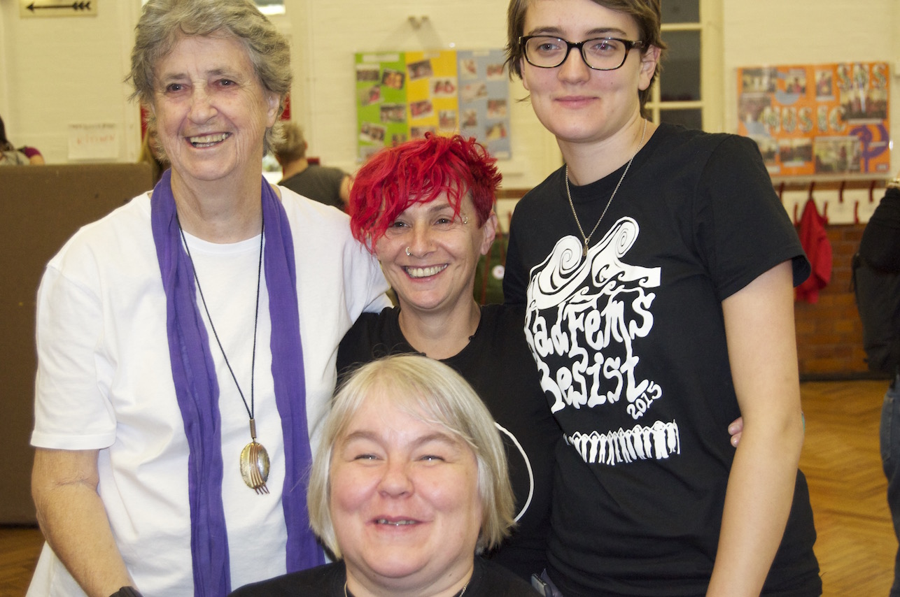 RadFem Collective with Betty McLellan