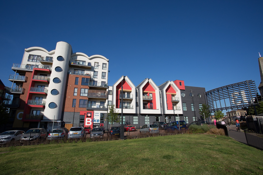 J3 Mixed Use, Bristol